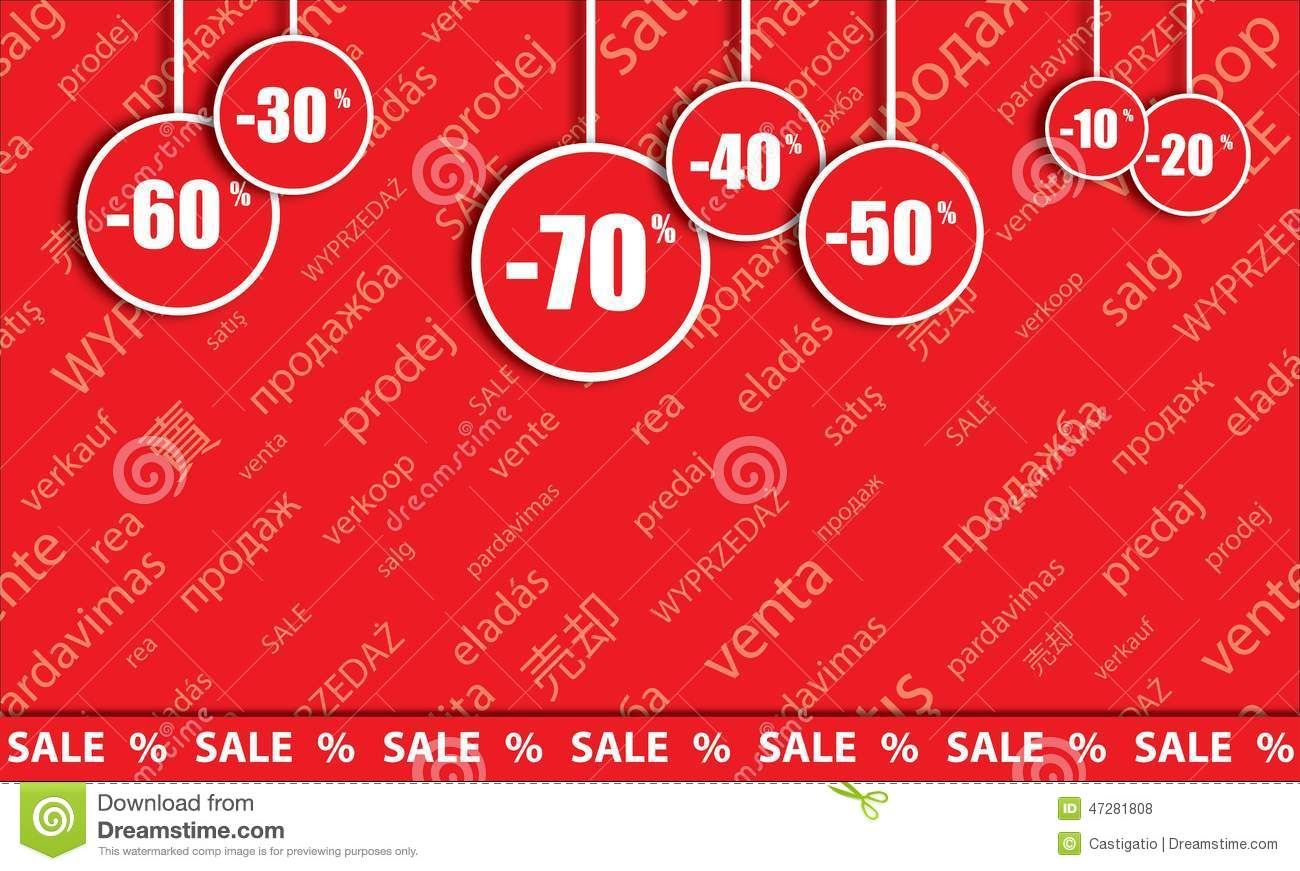 Winter Sale Banners Tag Banners