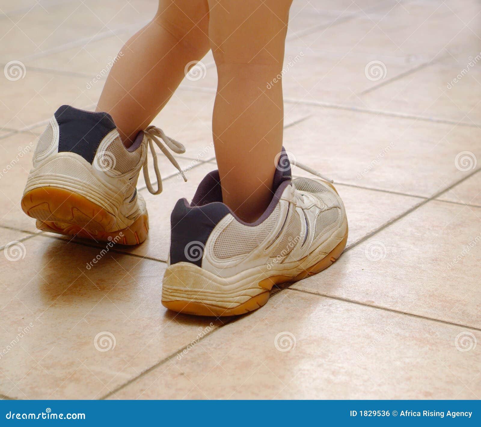 Big Shoes 1