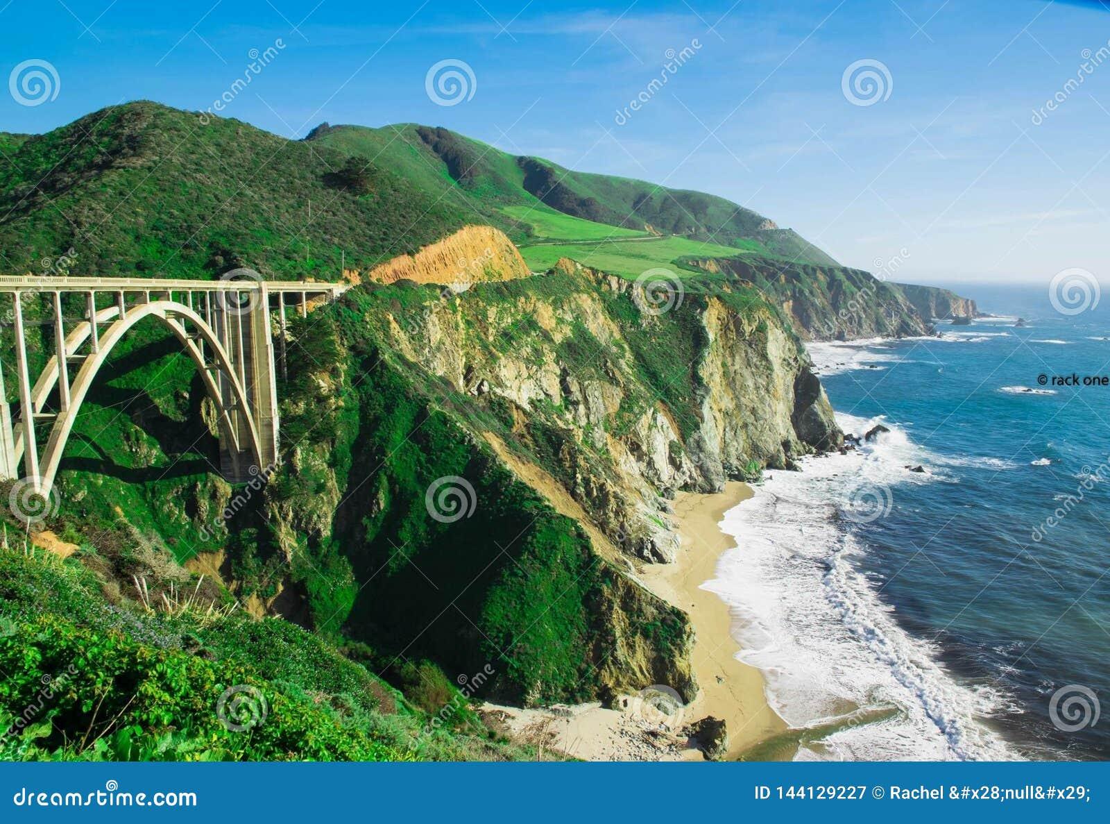 Big Sur, la Californie