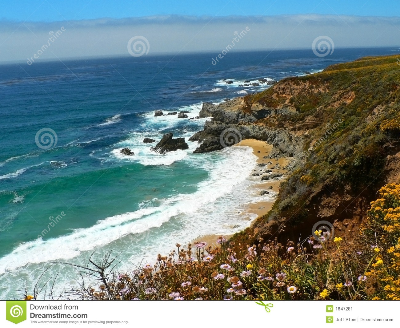 Big Sur in the Summer