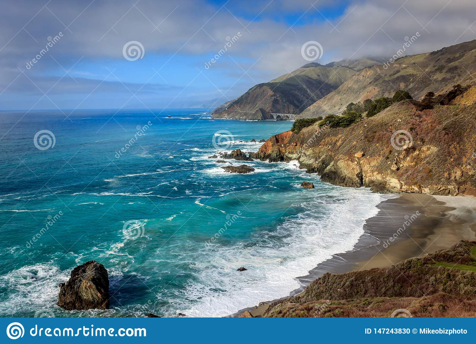 Big Sur Vista