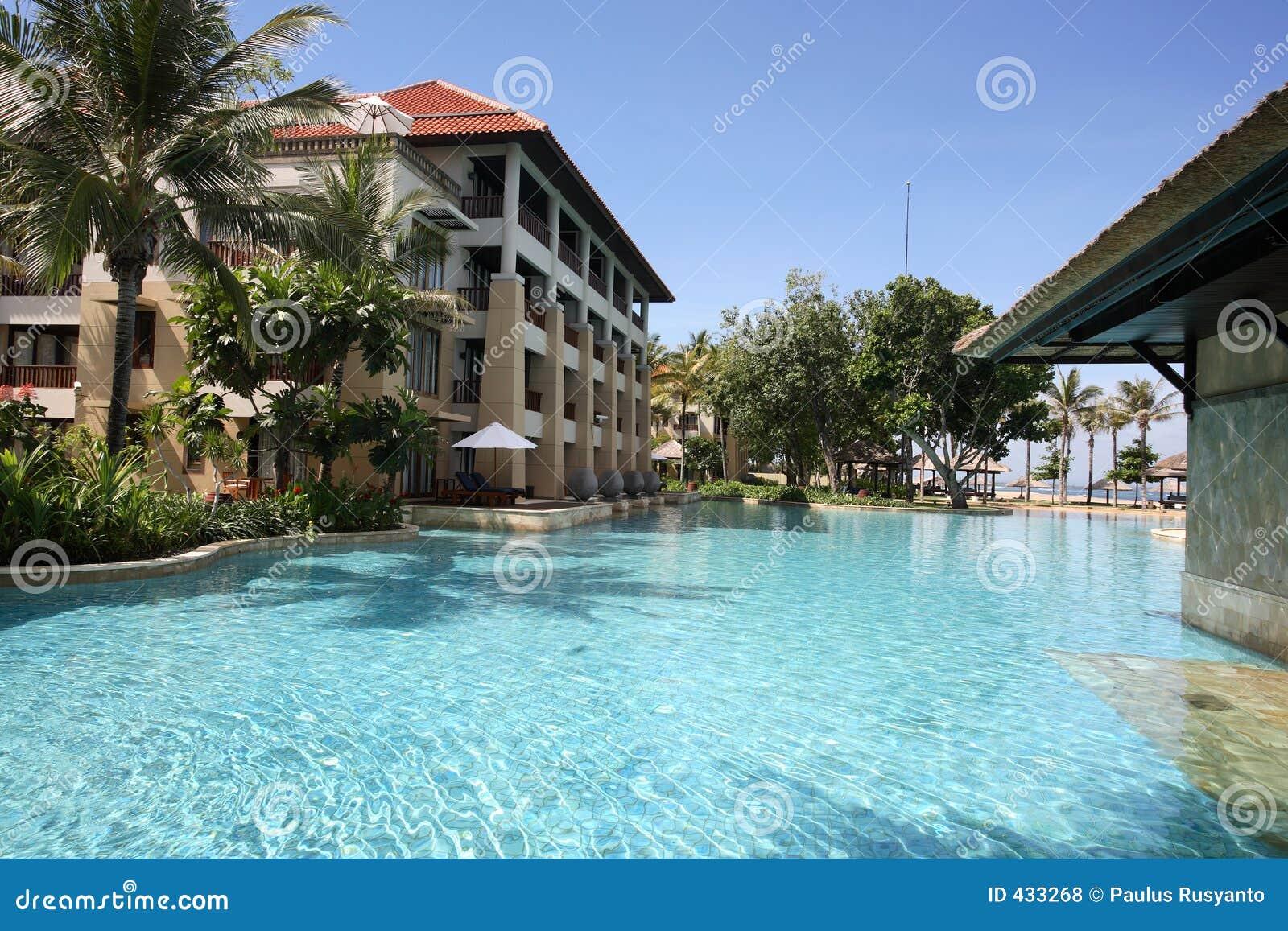 Big Swimming Pool Royalty Free Stock Photos Image 433268