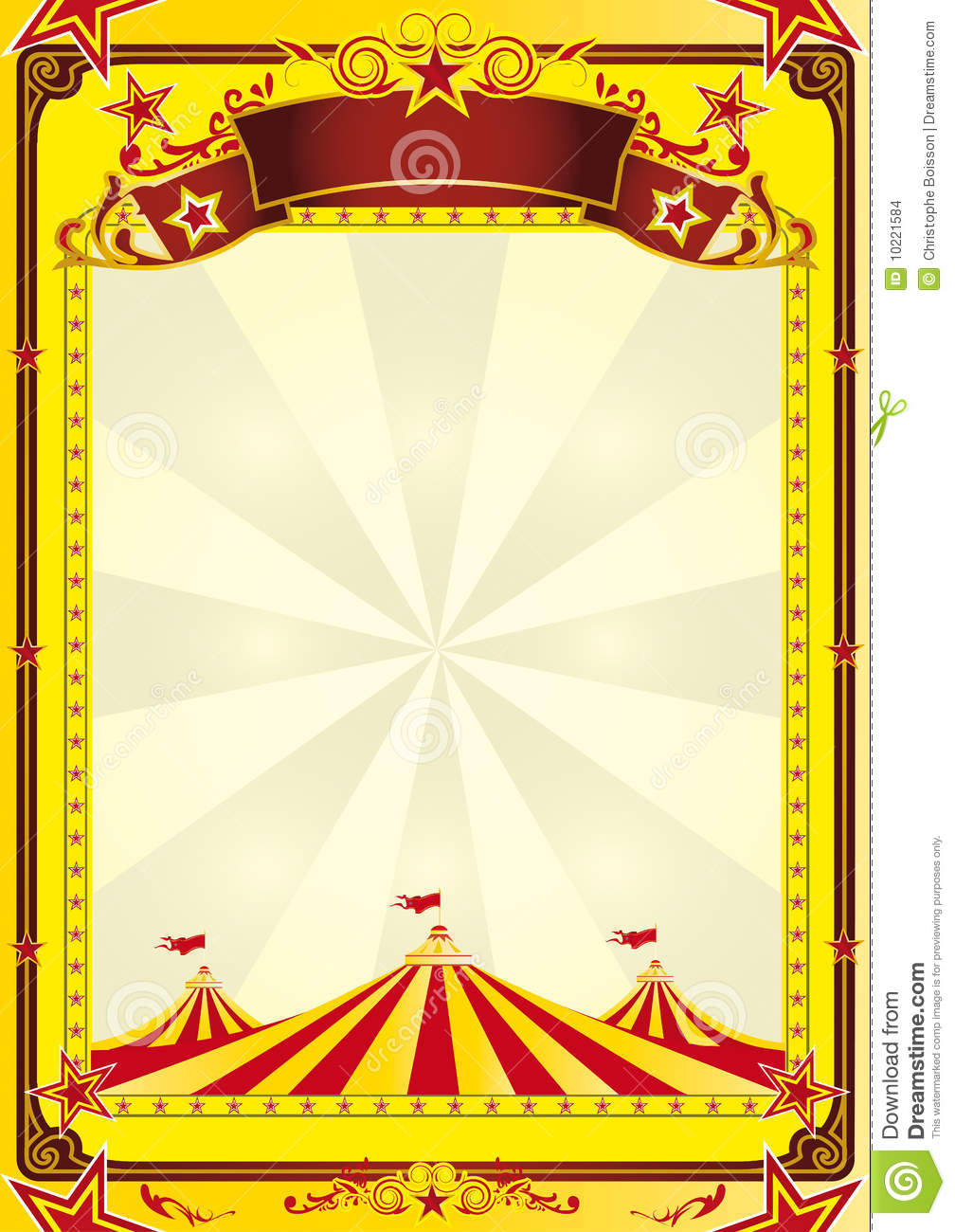 circus flyer background - photo #3