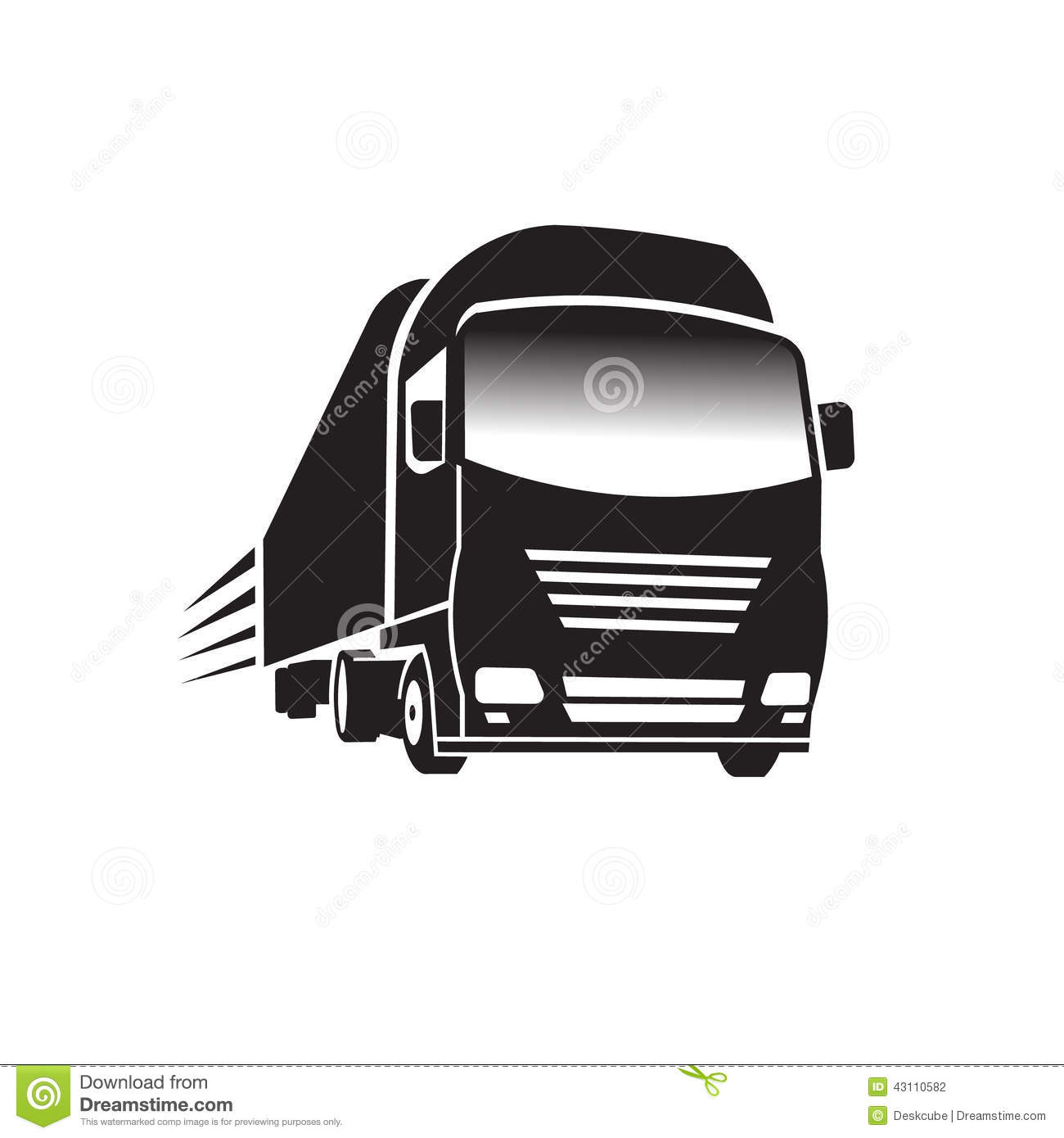 big truck transportation and cargo logo stock vector free bus clip art free school bus clip art borders