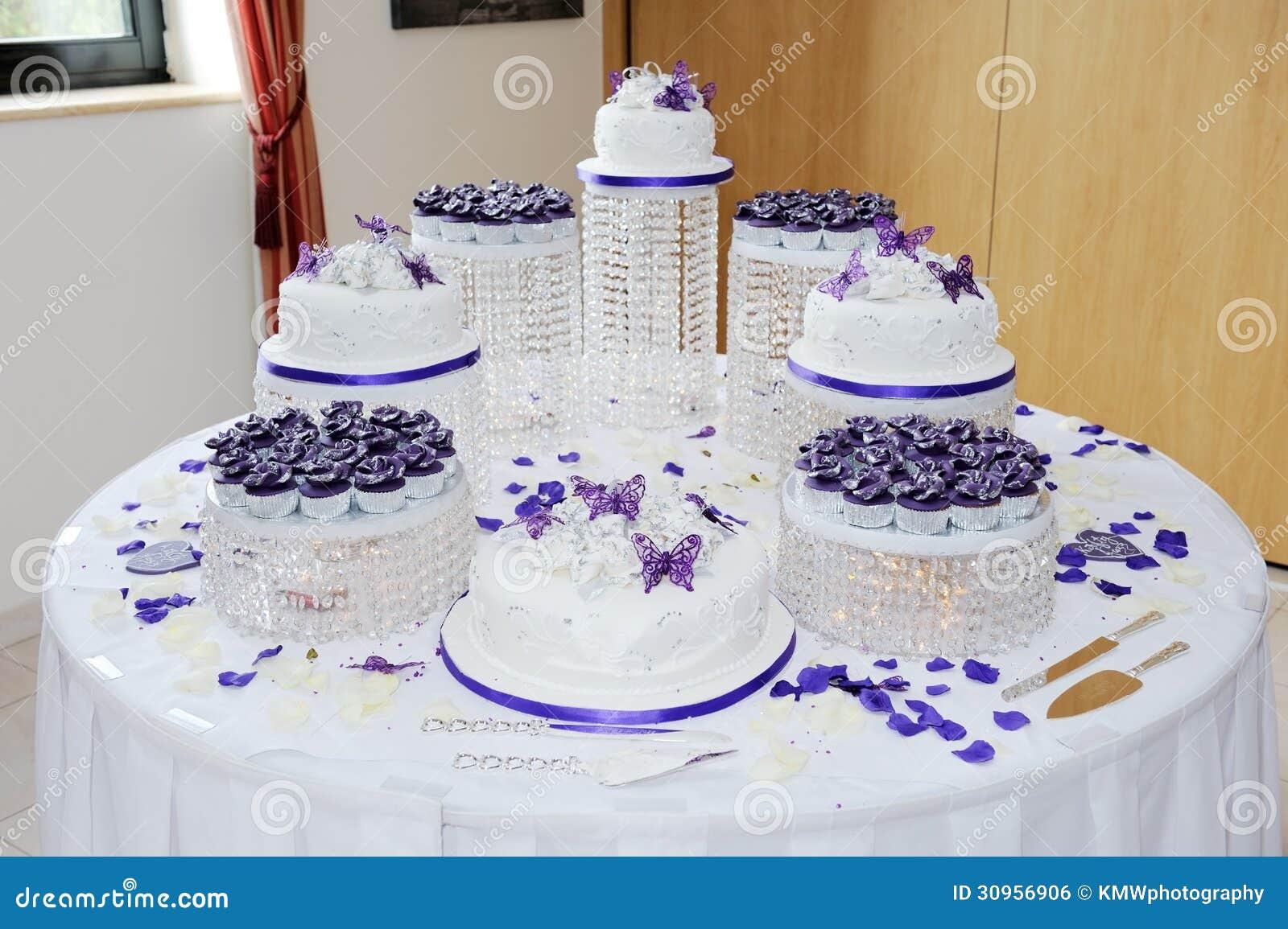 Big Wedding Cake Royalty Free Stock Image Image