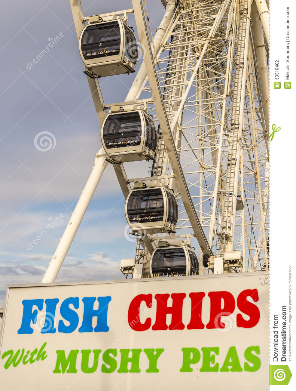 Chips Big Wheel
