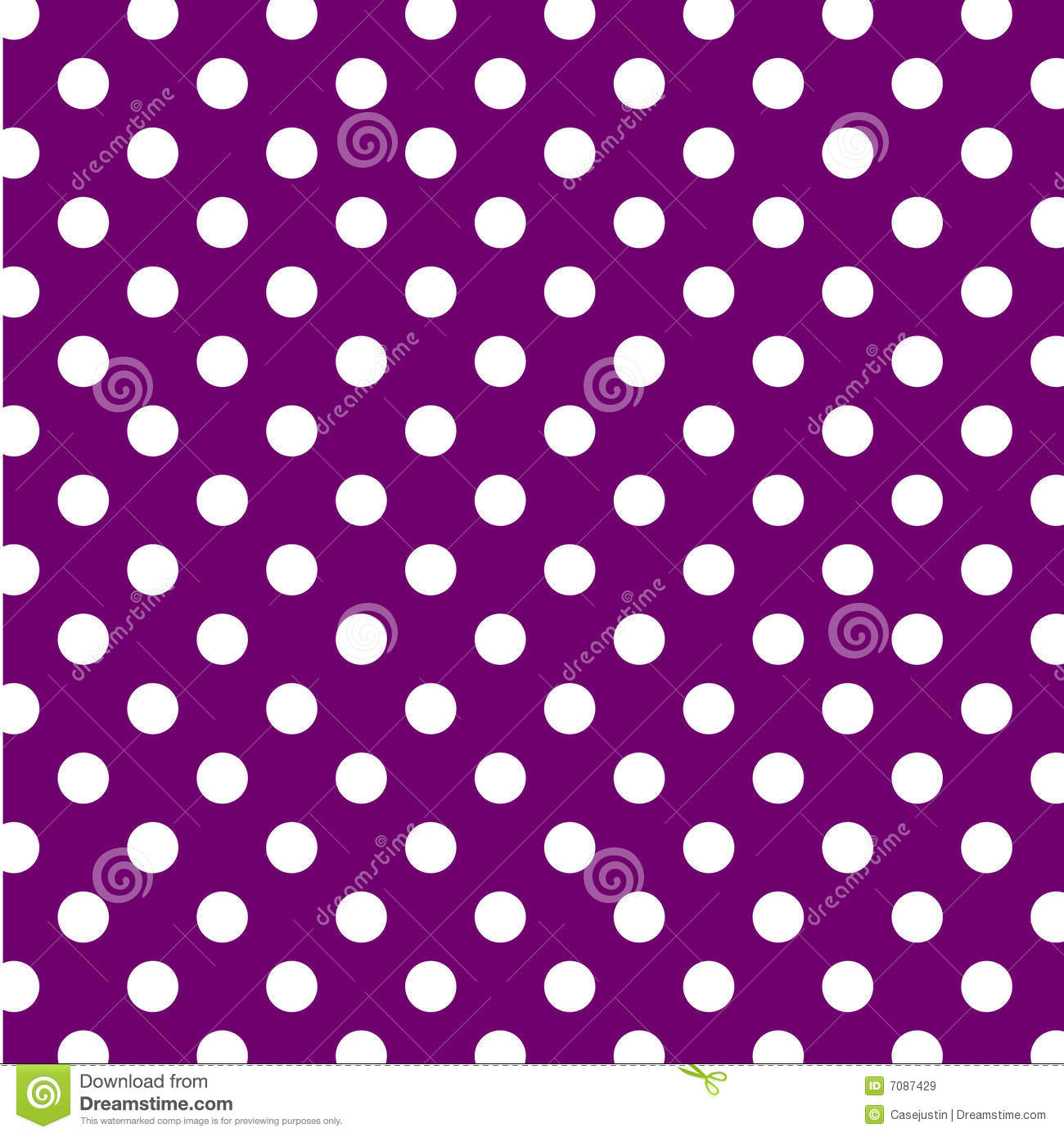 Big White Polka Dots On Purple, Seamless Royalty Free Stock Images ...: becuo.com/pink-and-white-polka-dots-clip-art