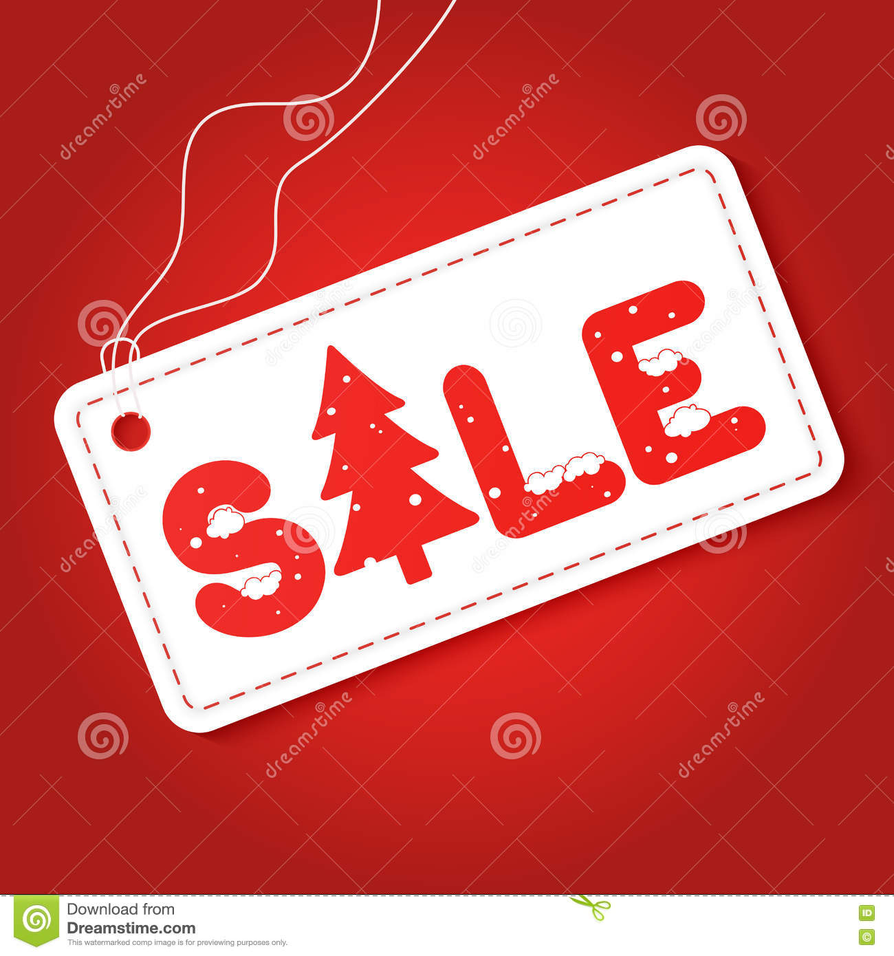 Big Winter Sale Poster. Discount Tag Sticker. Mega Retail Sale ...
