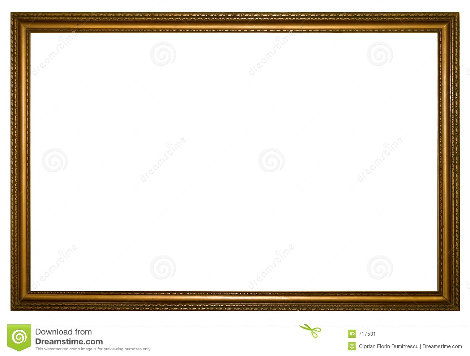 big wood frame