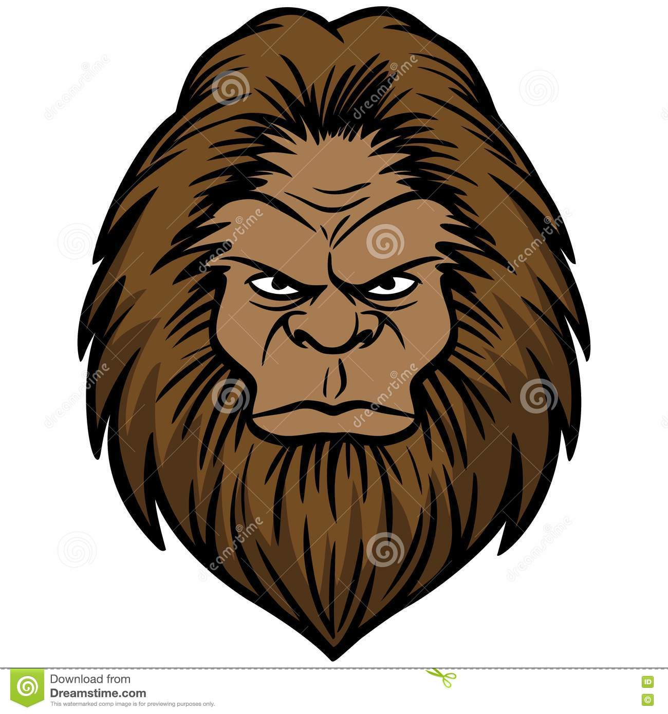 bigfoot stock illustrations 1 526 bigfoot stock illustrations rh dreamstime com