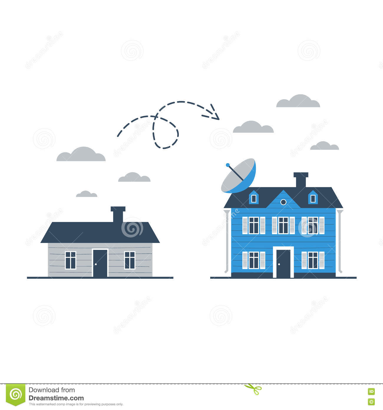 Big Size House Picture Clipart