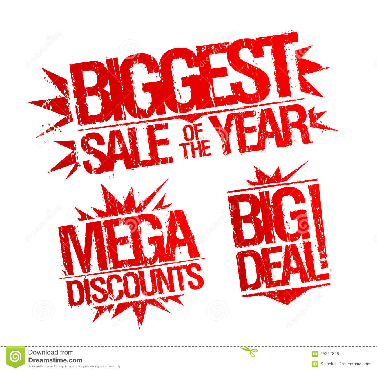 Discount Filters Coupon >> Biggest Sale Of The Year Stamp, Mega Discounts Stamp, Big Deal Stamp. Stock Vector ...