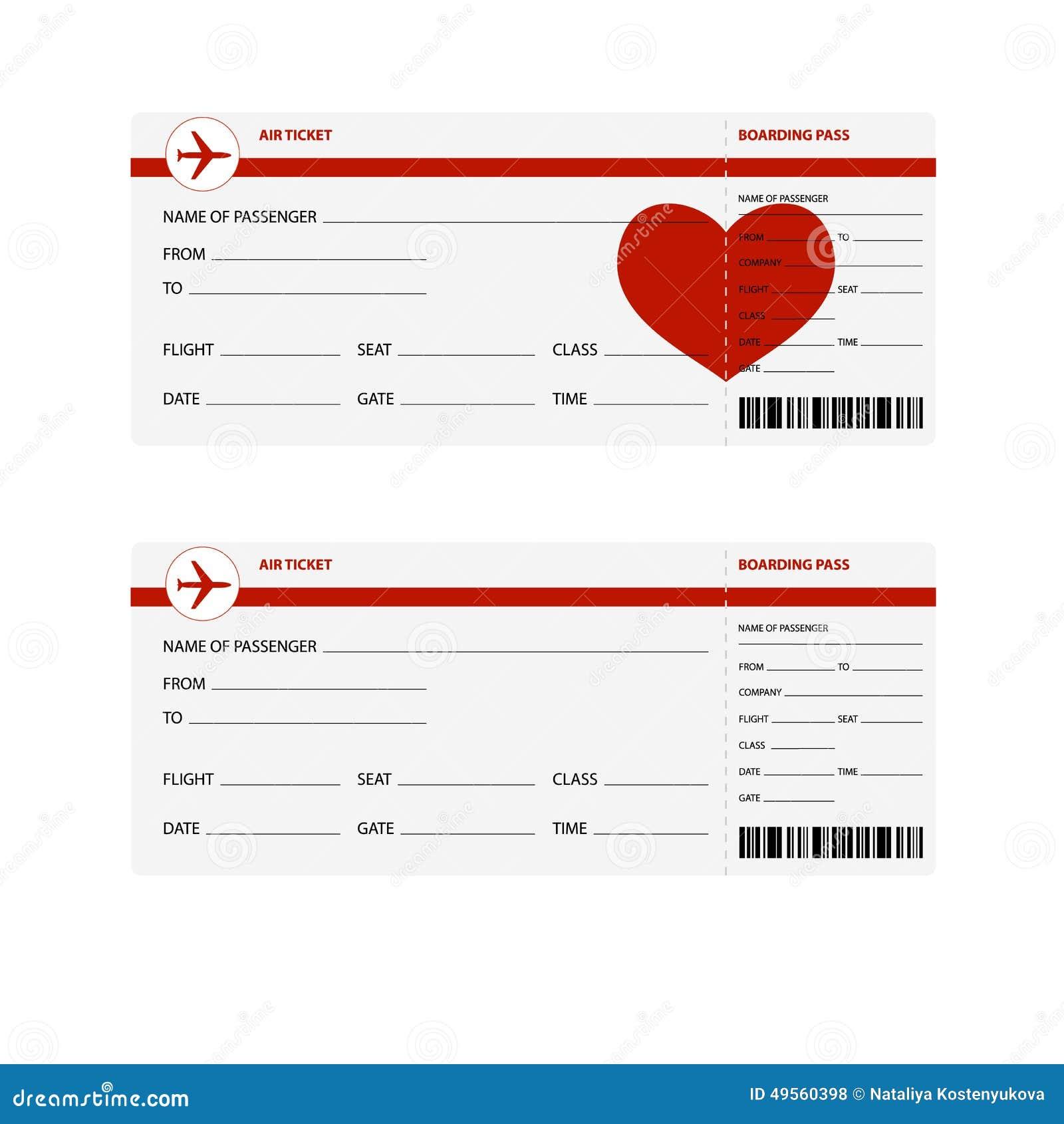 biglietti di aereo