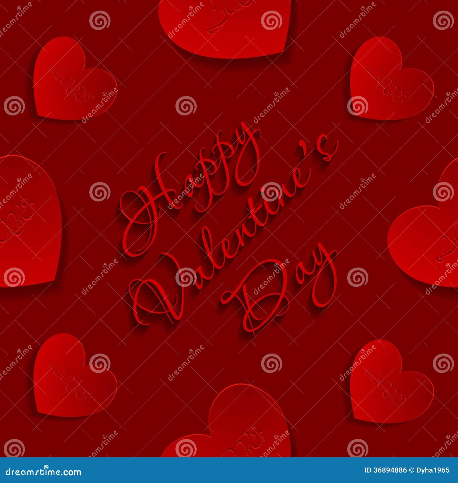 Download Biglietto Di S. Valentino Pattern03 Senza Cuciture Illustrazione Vettoriale - Illustrazione di romanzesco, colore: 36894886