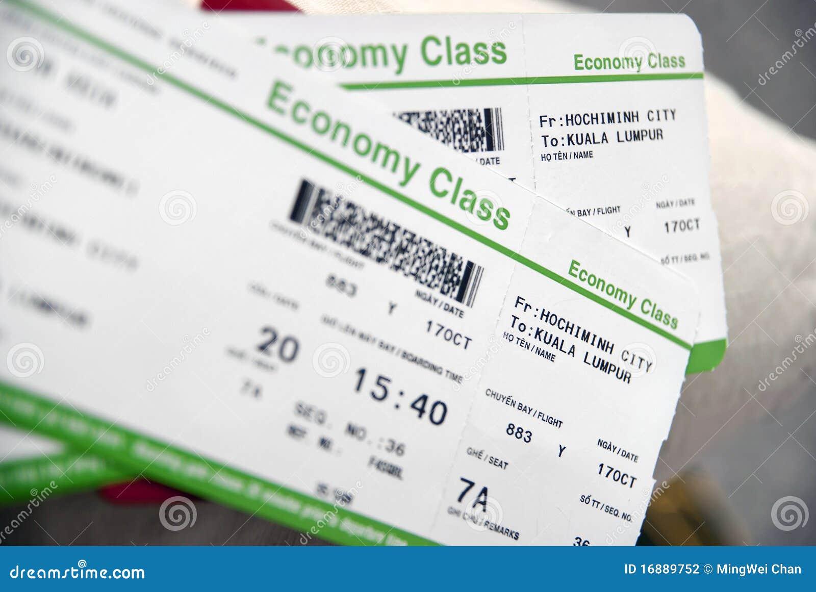 biglietto di volo