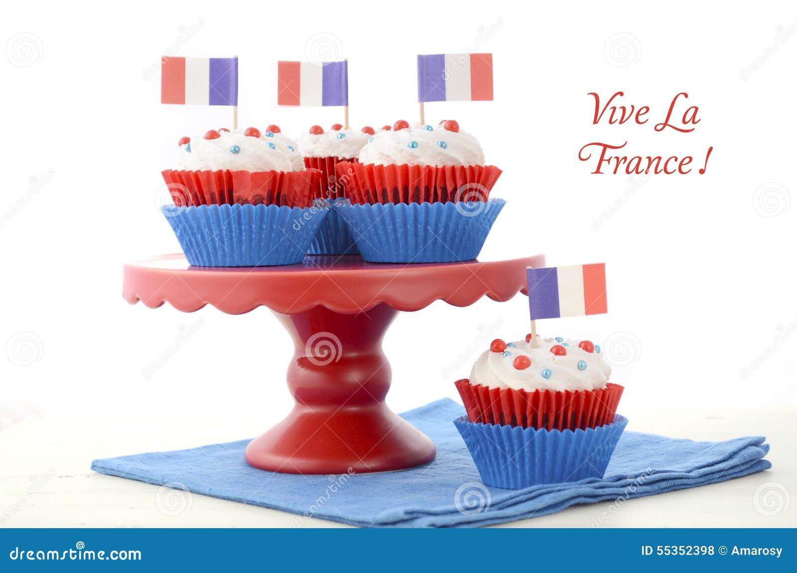Bigné felici del partito di giorno di Bastille
