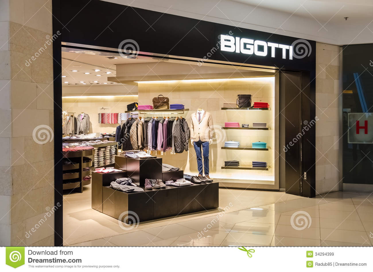 Fashion Clothing Stores For Men