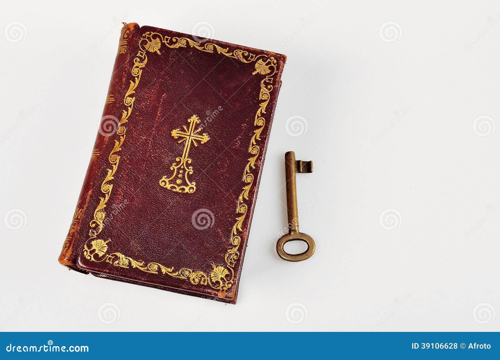 Bijbel met sleutel