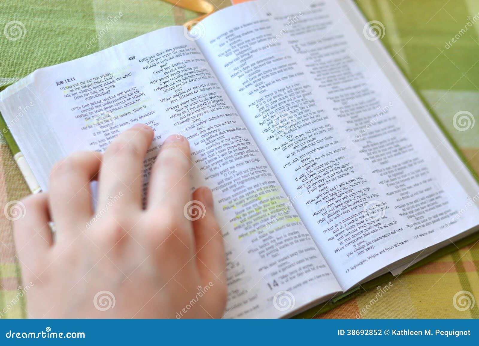 Bijbelstudie I