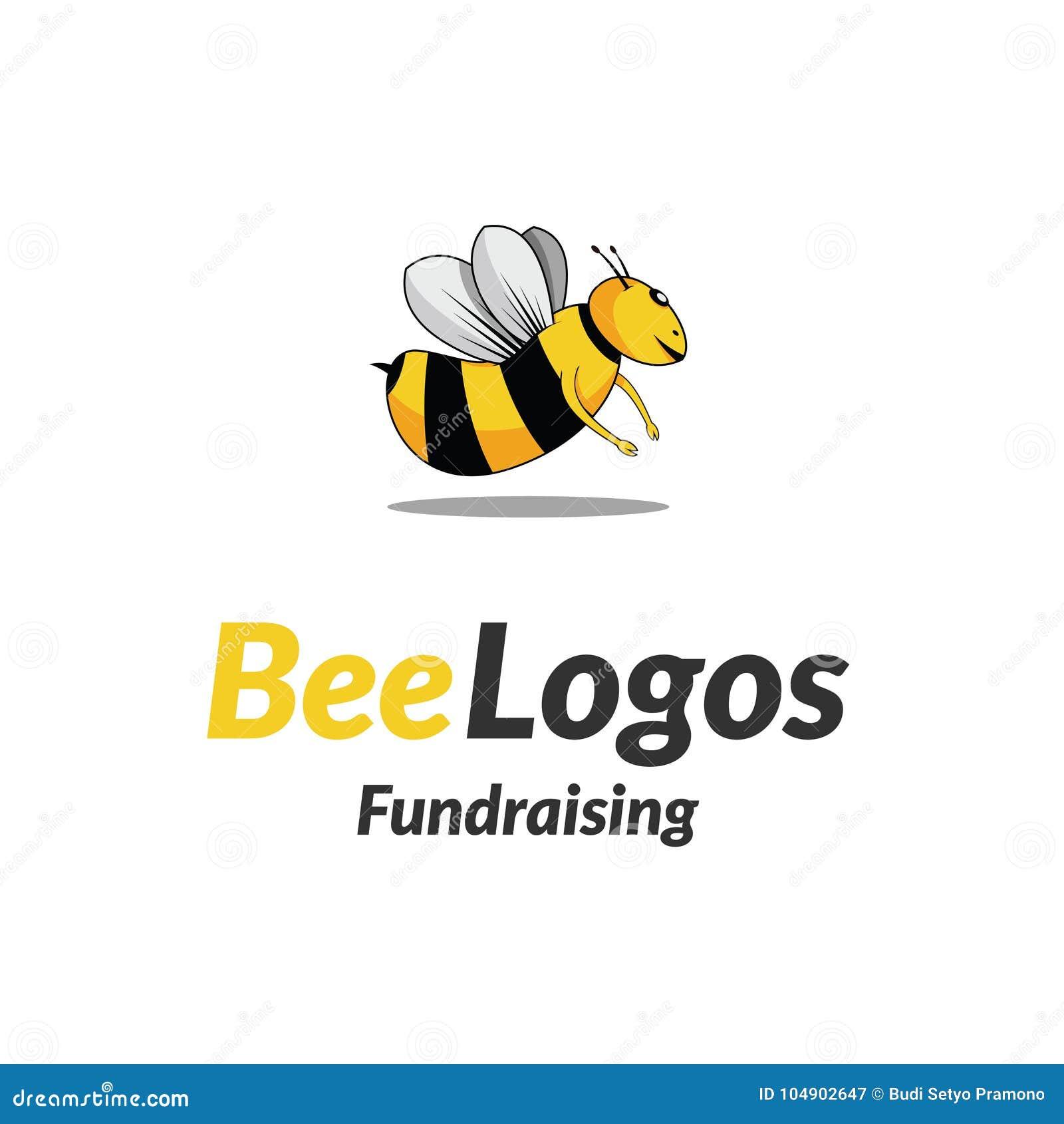 Bijenpictogram Logo Vector