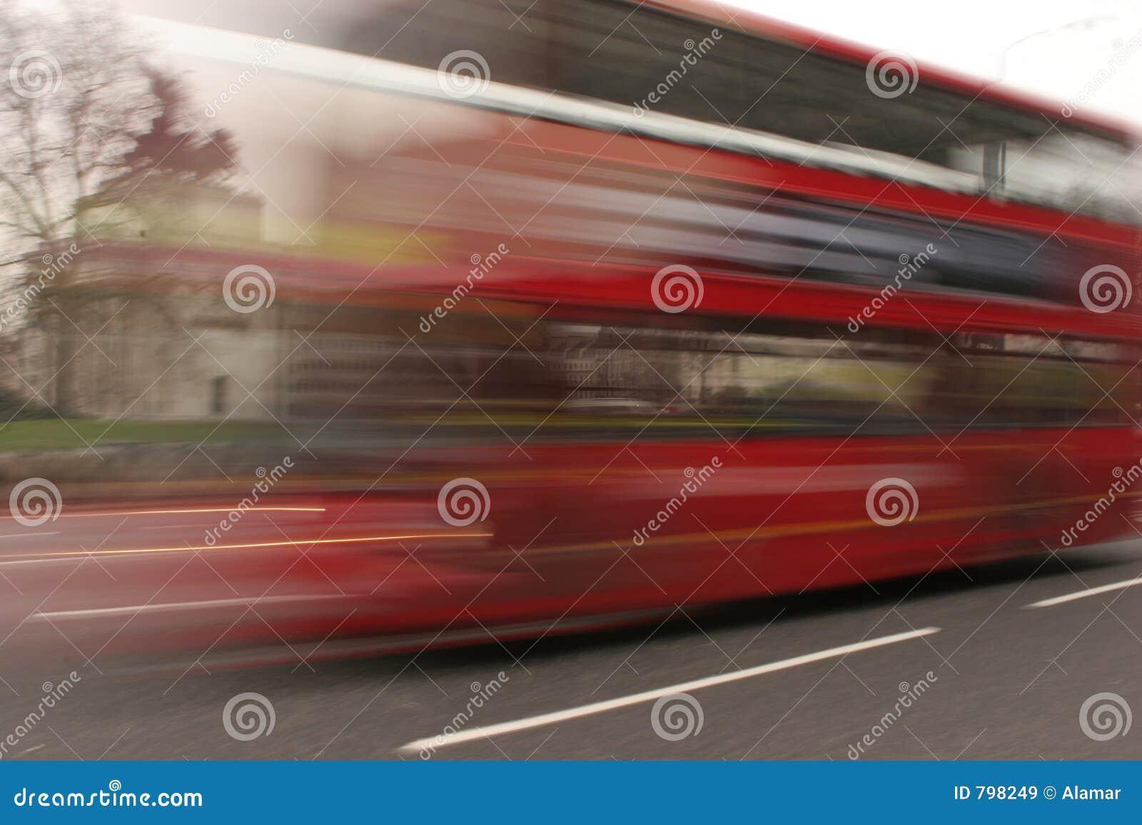 Bijna de Bus van Londen