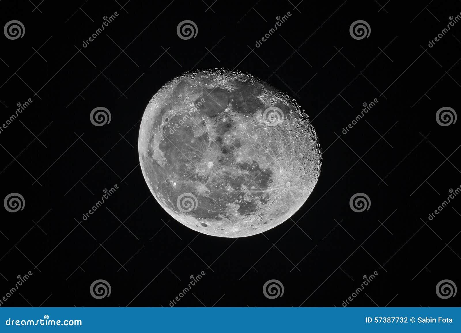 Bijna Volle maan