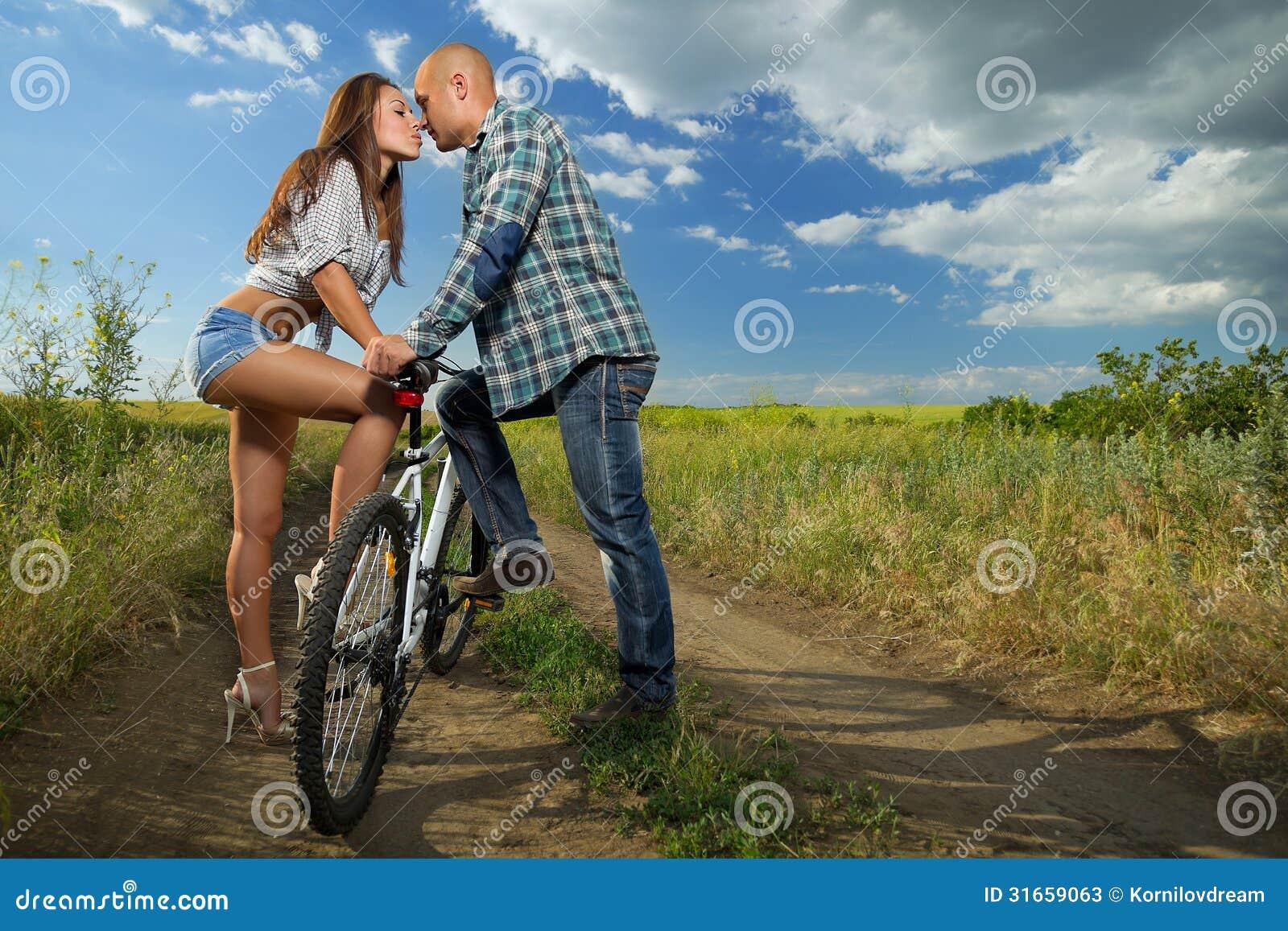Bike Couple Stock Photos - Image: 31659063