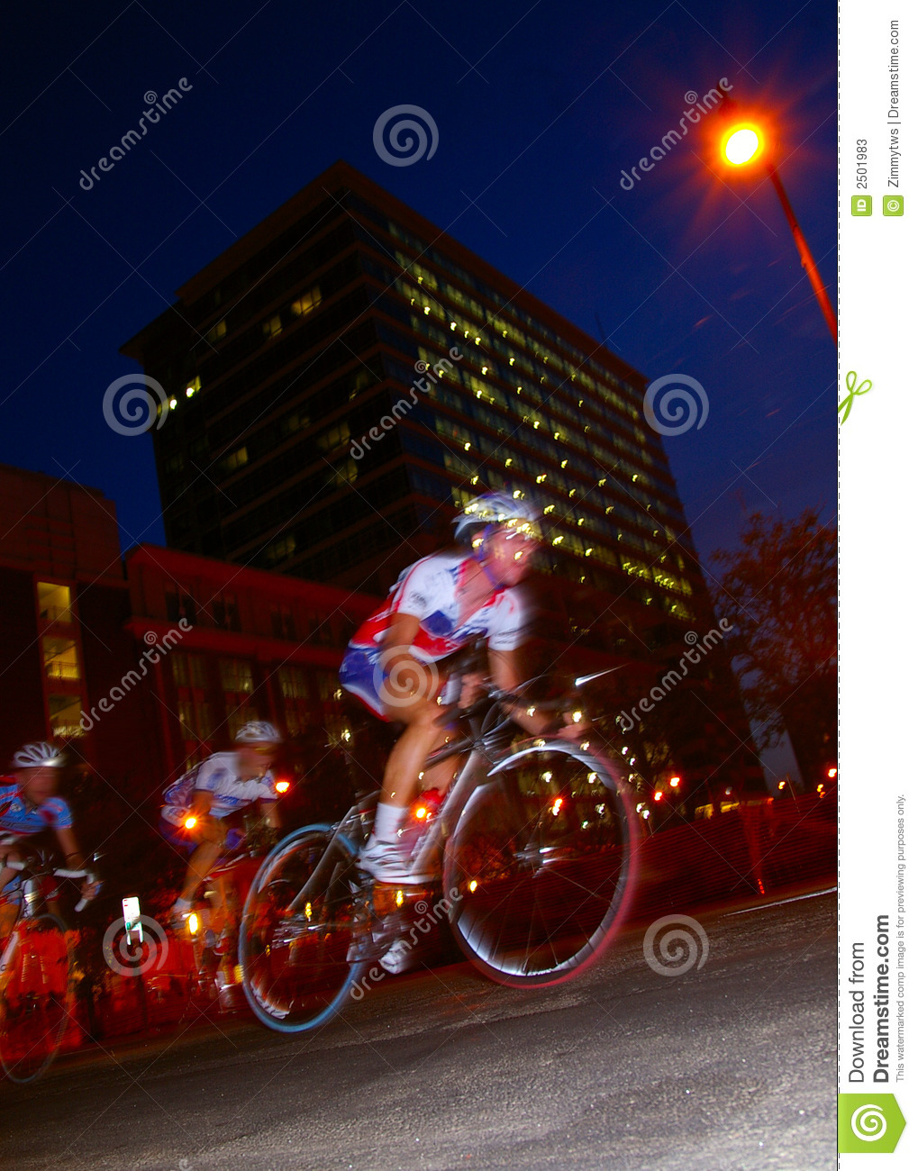 Bike Racing Stock Photos