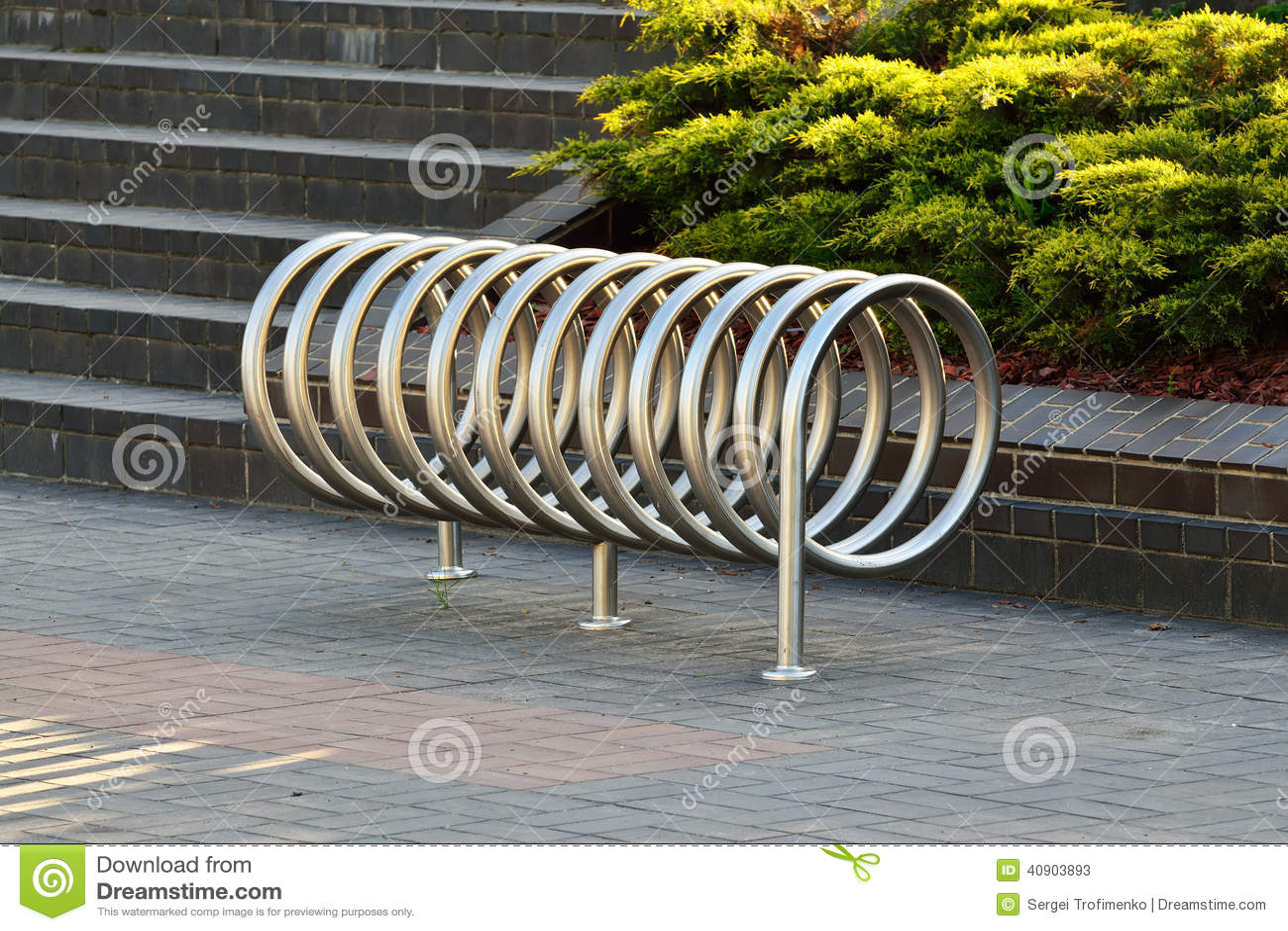 ^ Bike Shed Stock Photo - Image: 40903893