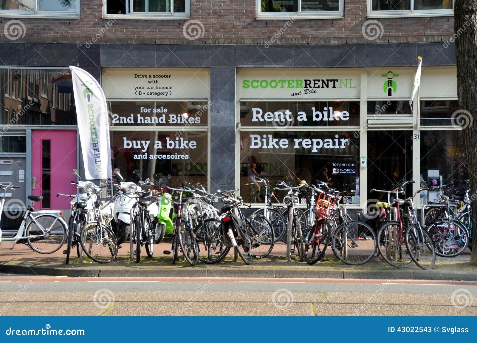 Online bike shop netherlands