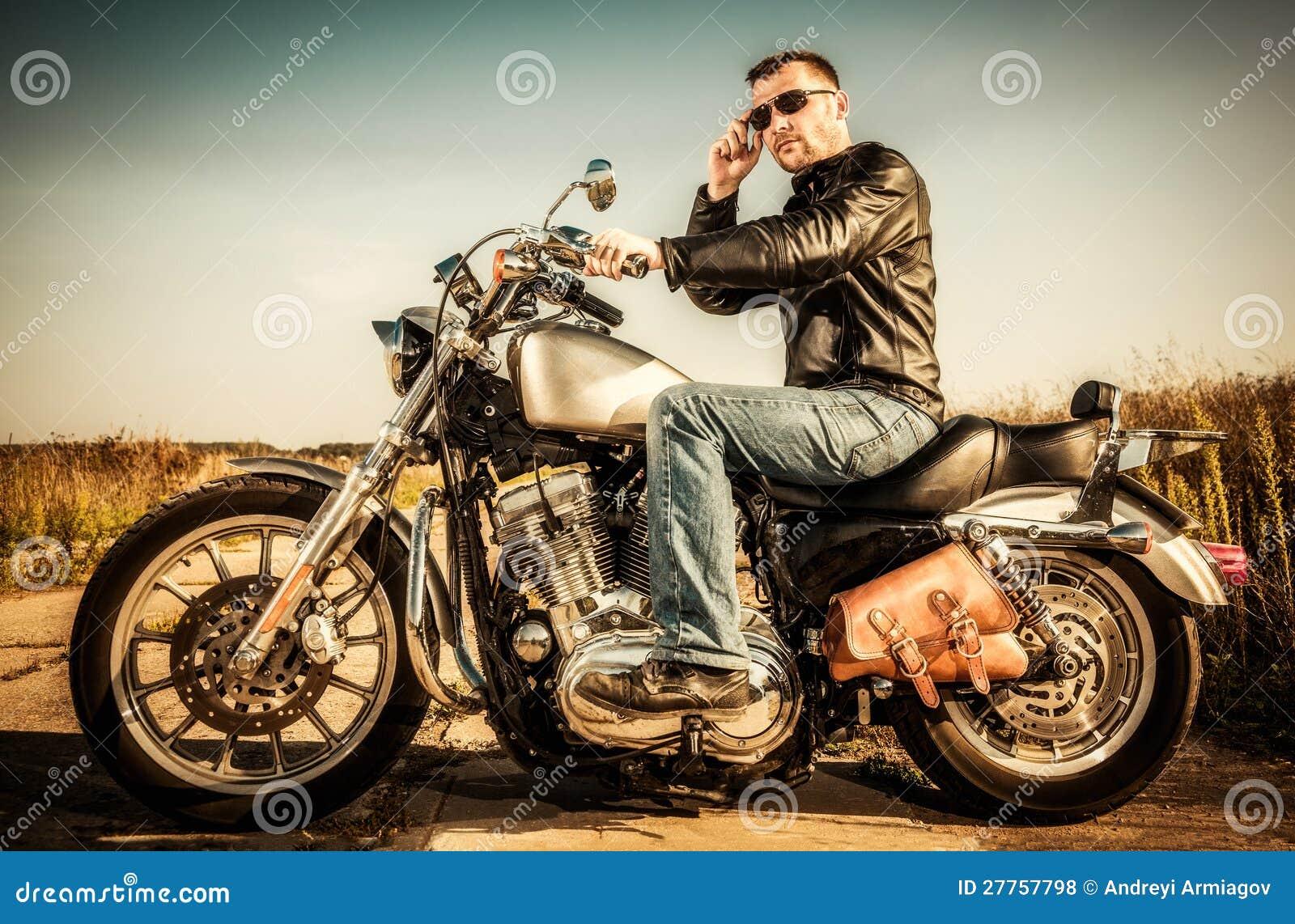 Biker Royalty Free Stock Photos Image 27757798