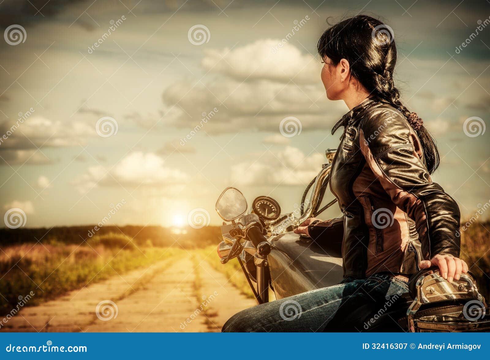 Motorcycle Jeans Women