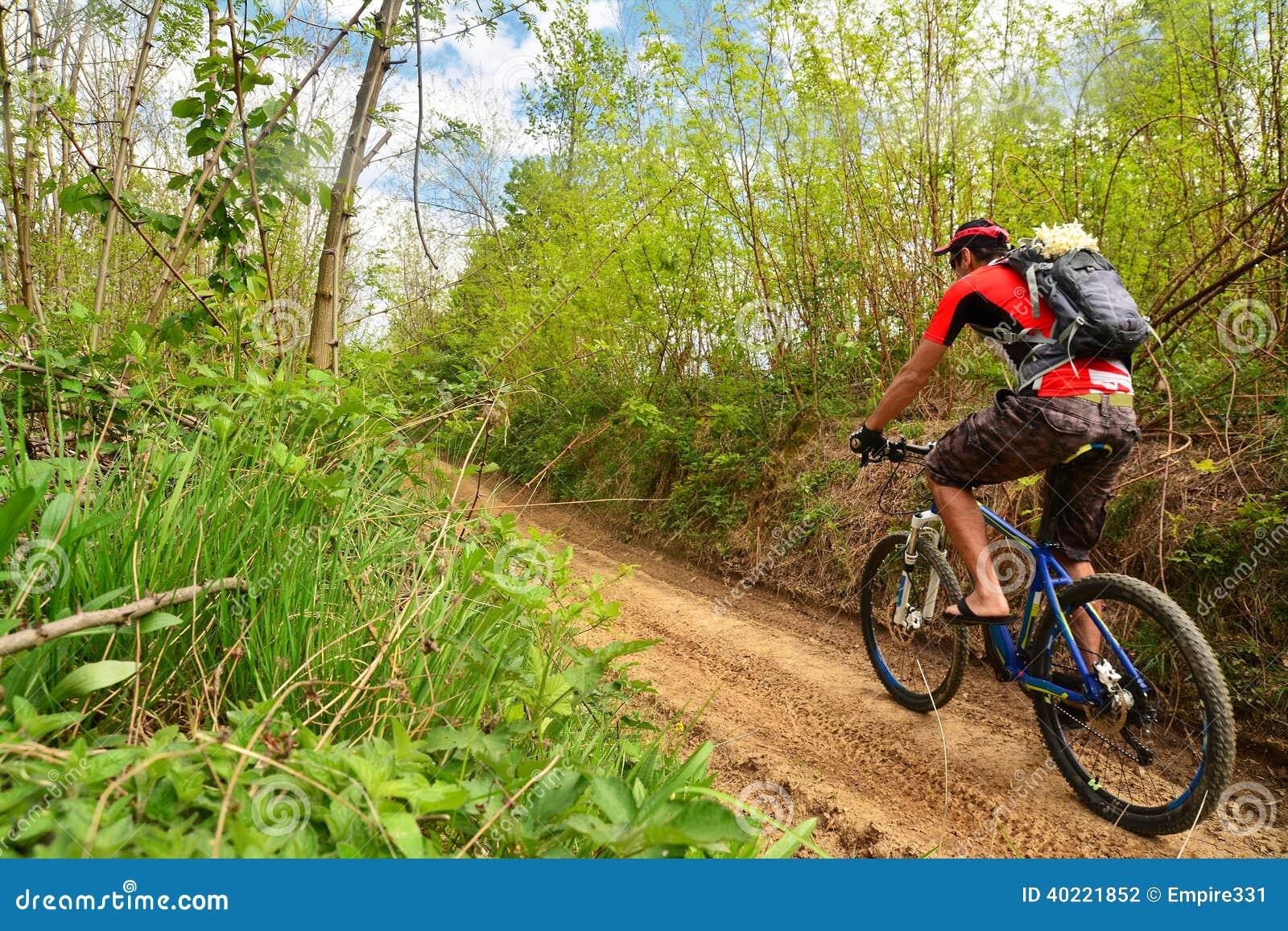 Biking da montanha