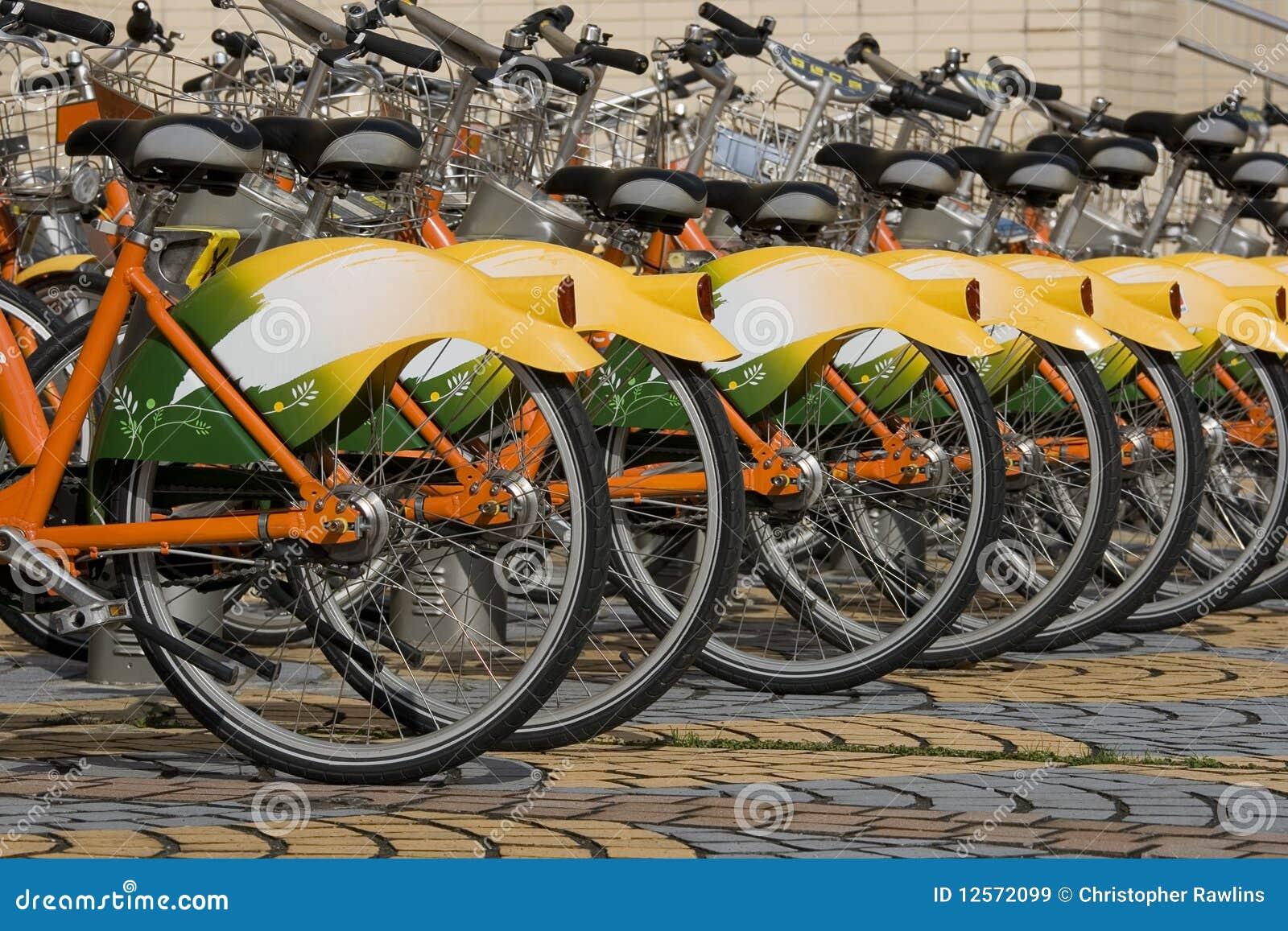 Biking - transporte verde
