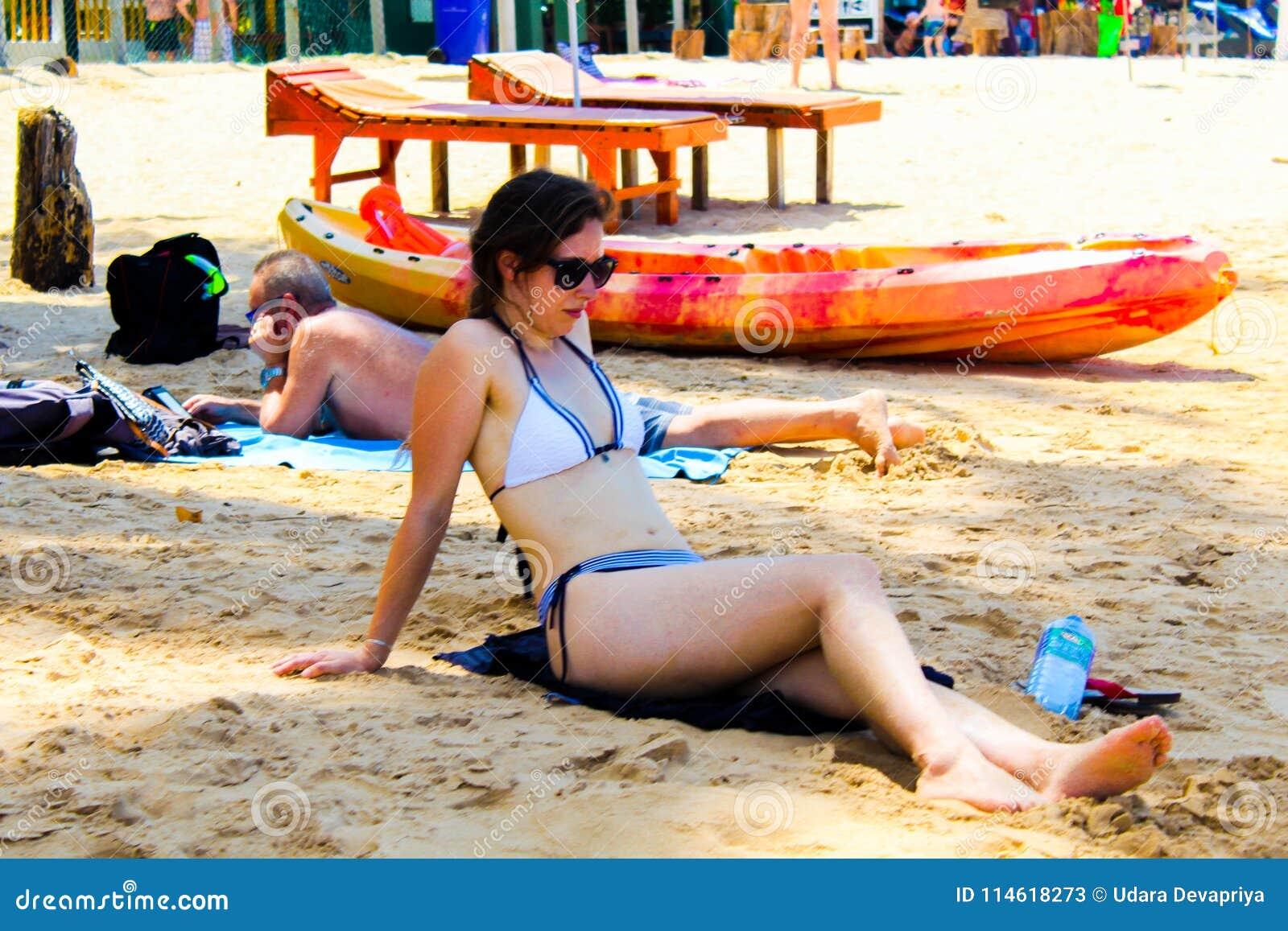 Bikini κορίτσι