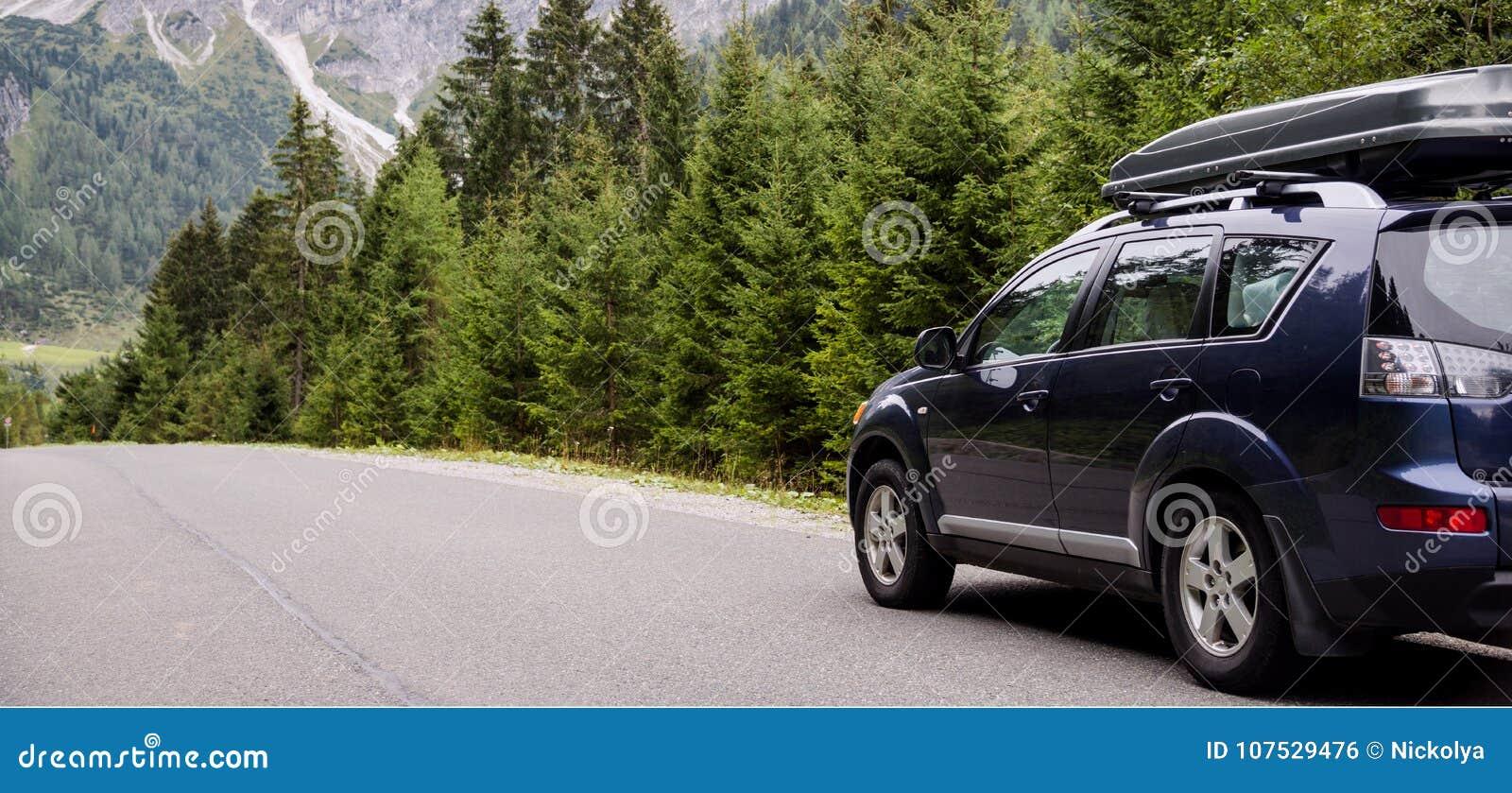 Bil för att resa