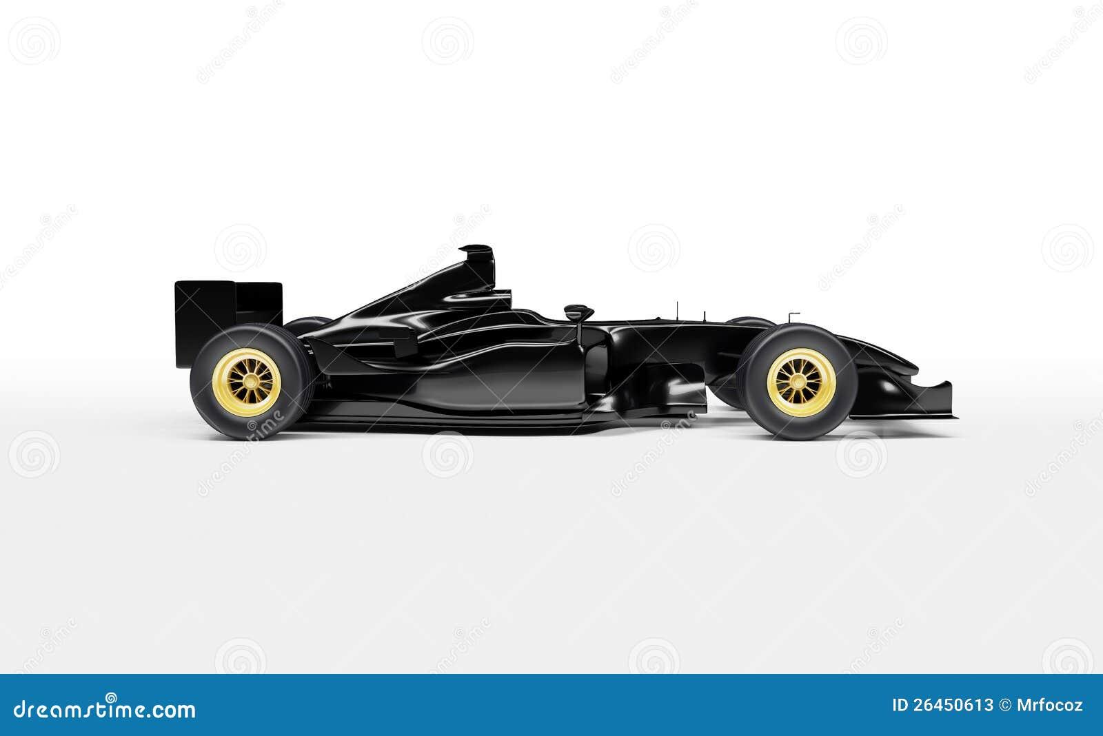 Bil för formel 1