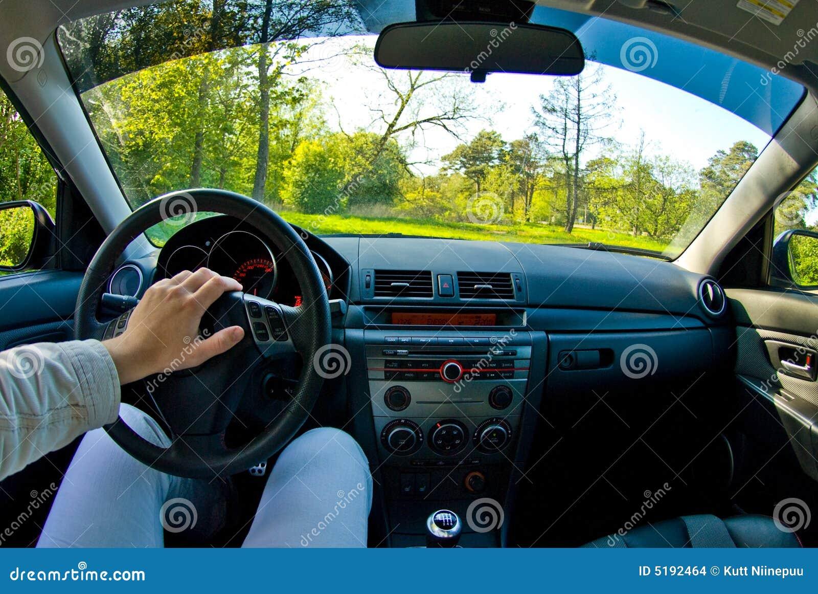 Bil inom