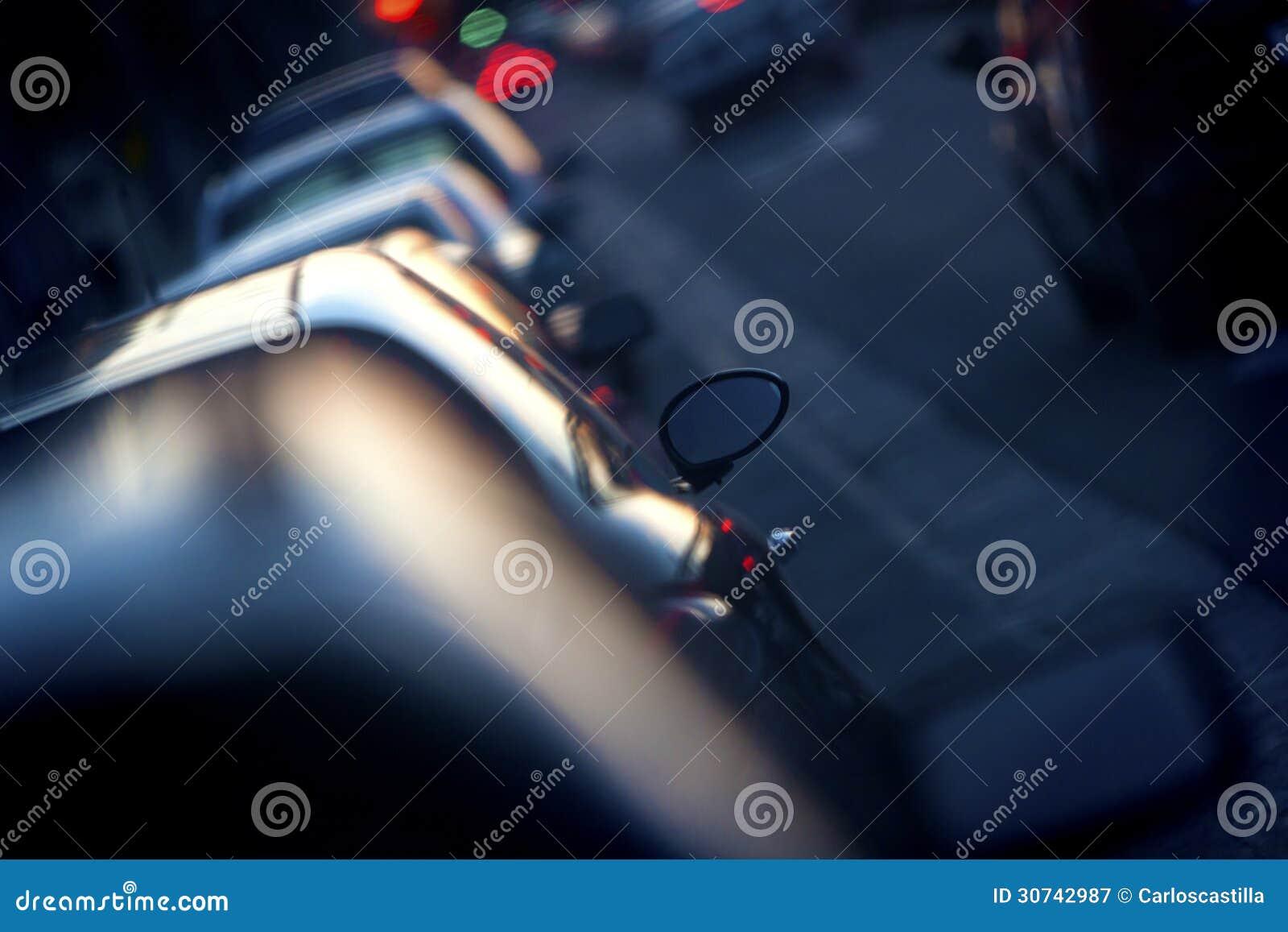 Bilar och trafik