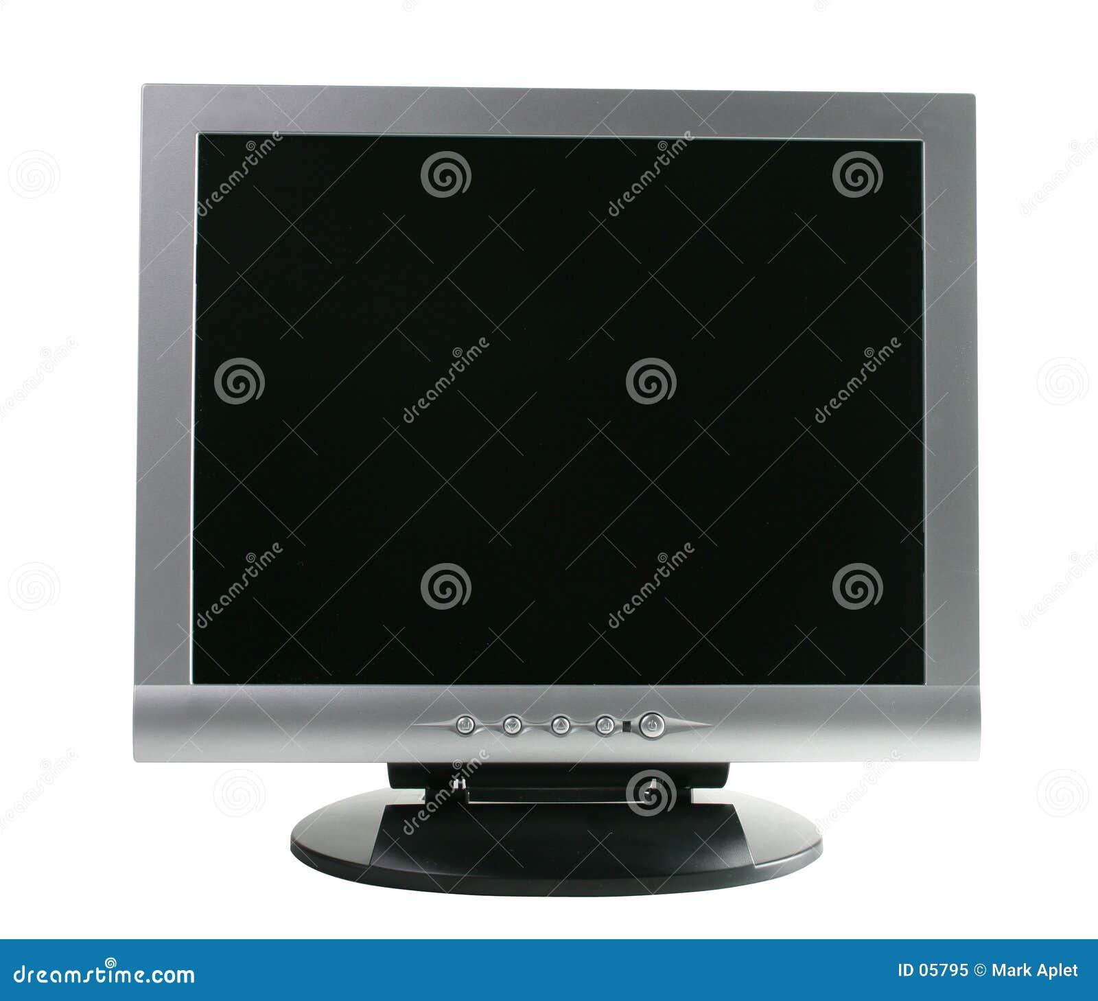 Bildskärm för 2 lcd