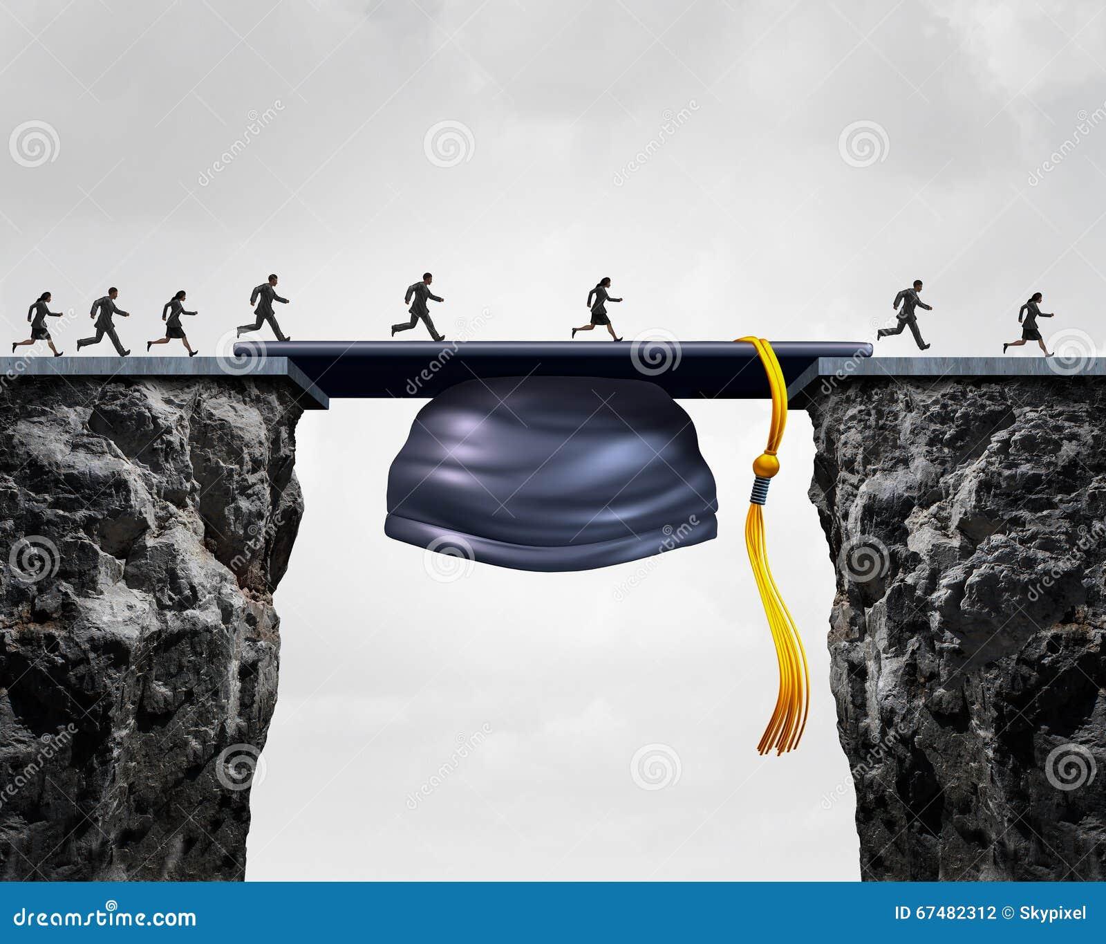 Bildungs-Karriere-Gelegenheiten