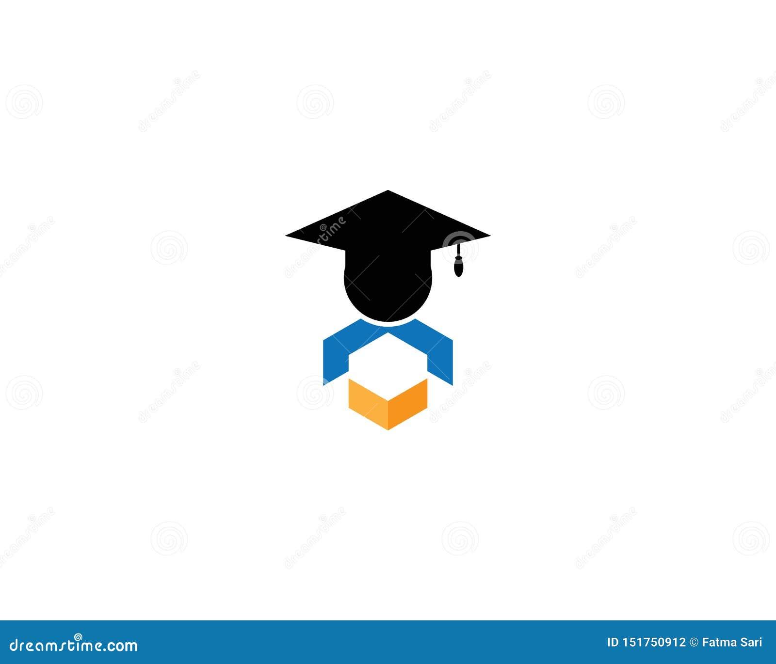 Bildungslogoschablone