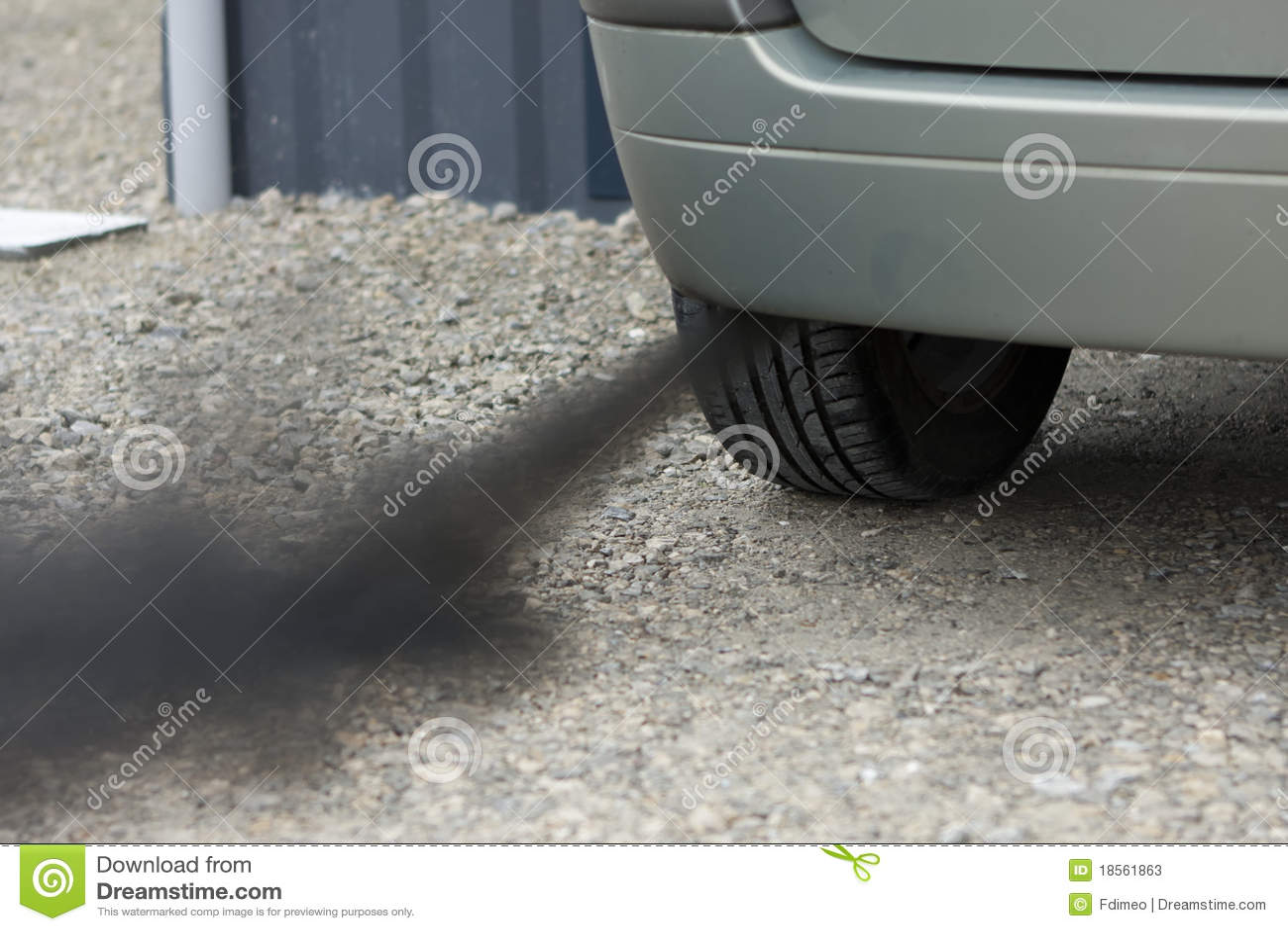 Bilförorening