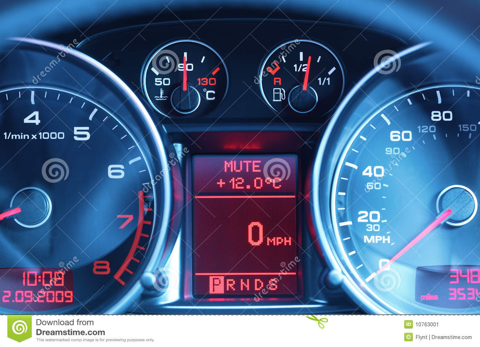Bilinstrumentbrädasportar