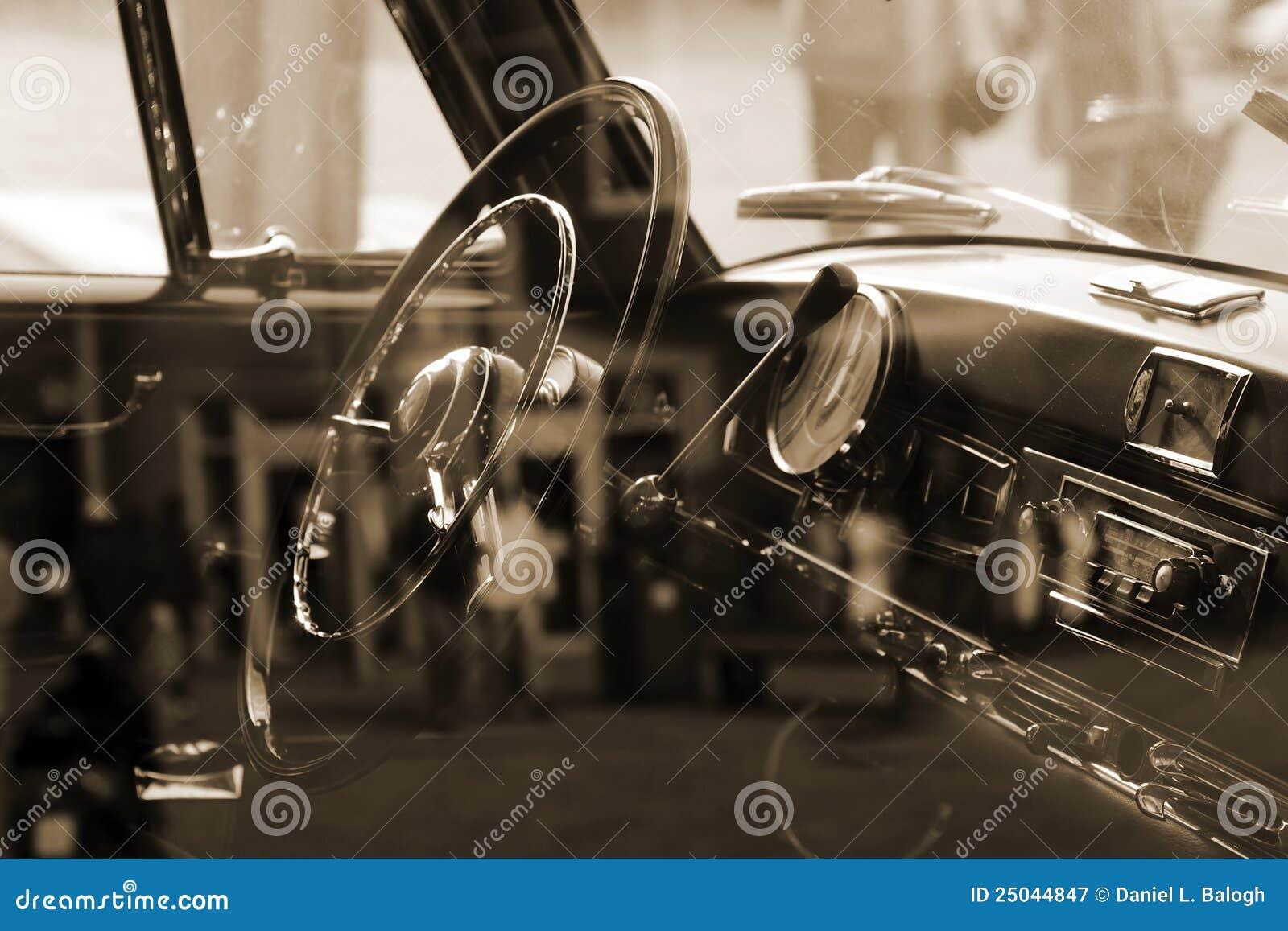 Bilinteriortappning