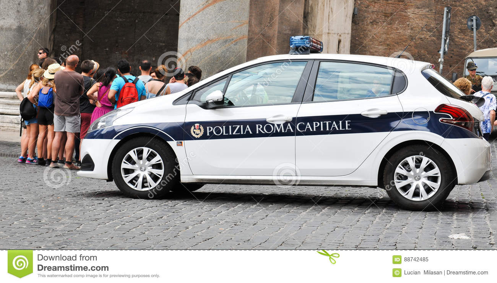 Bilitaly polis rome