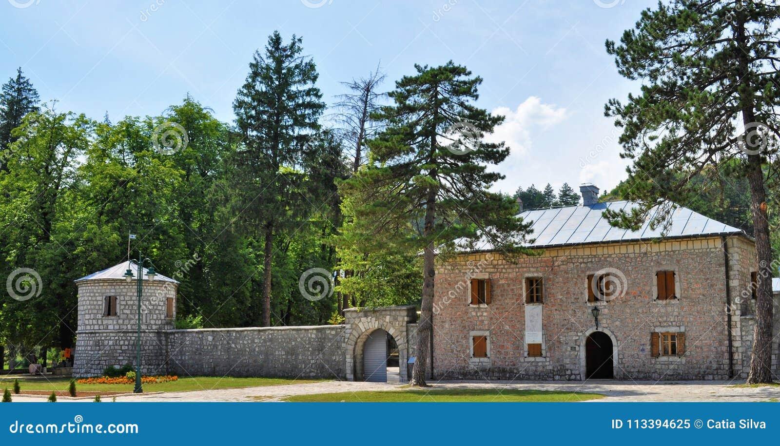 Biljarda - Cetinje - Monténégro