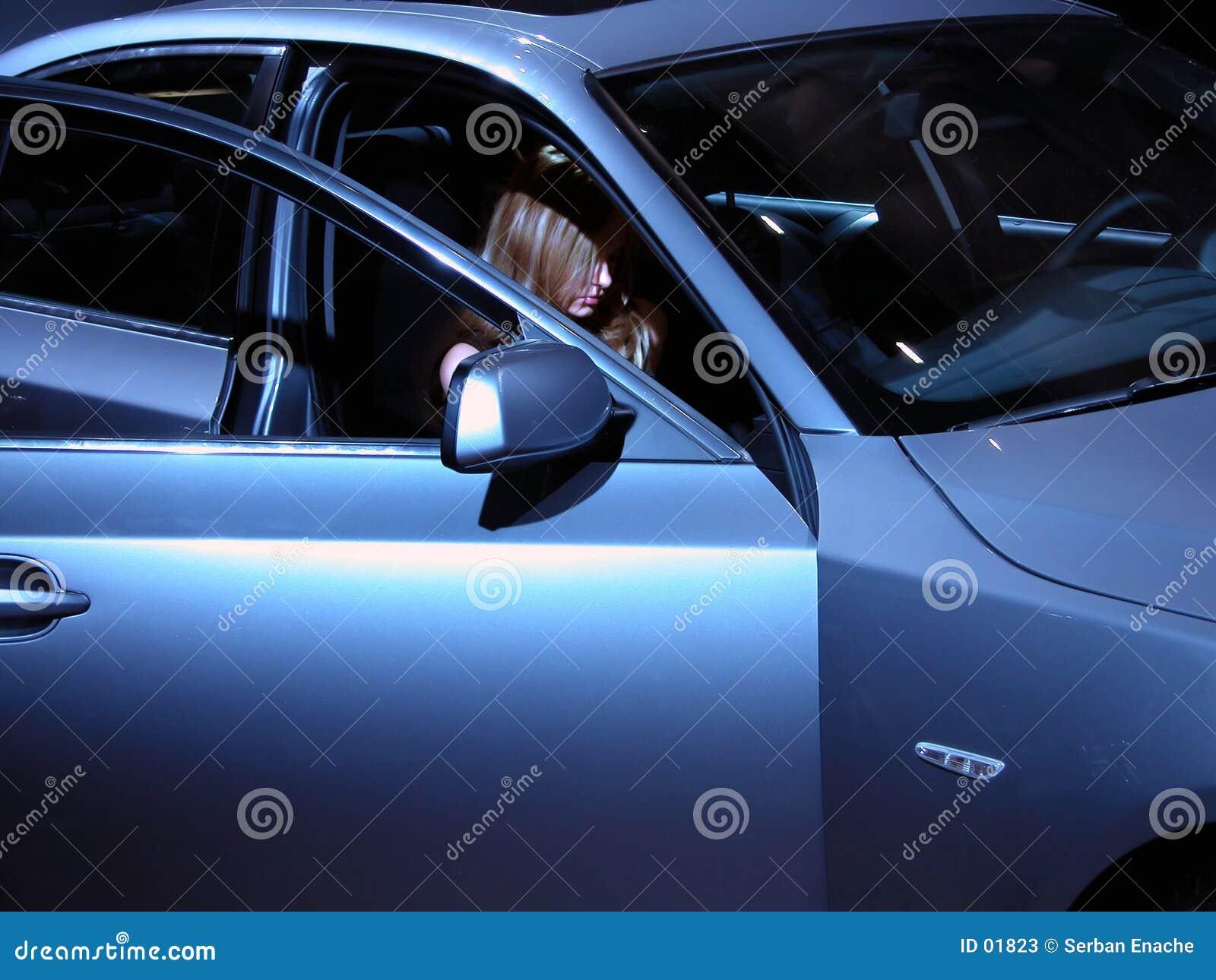Bilkvinna