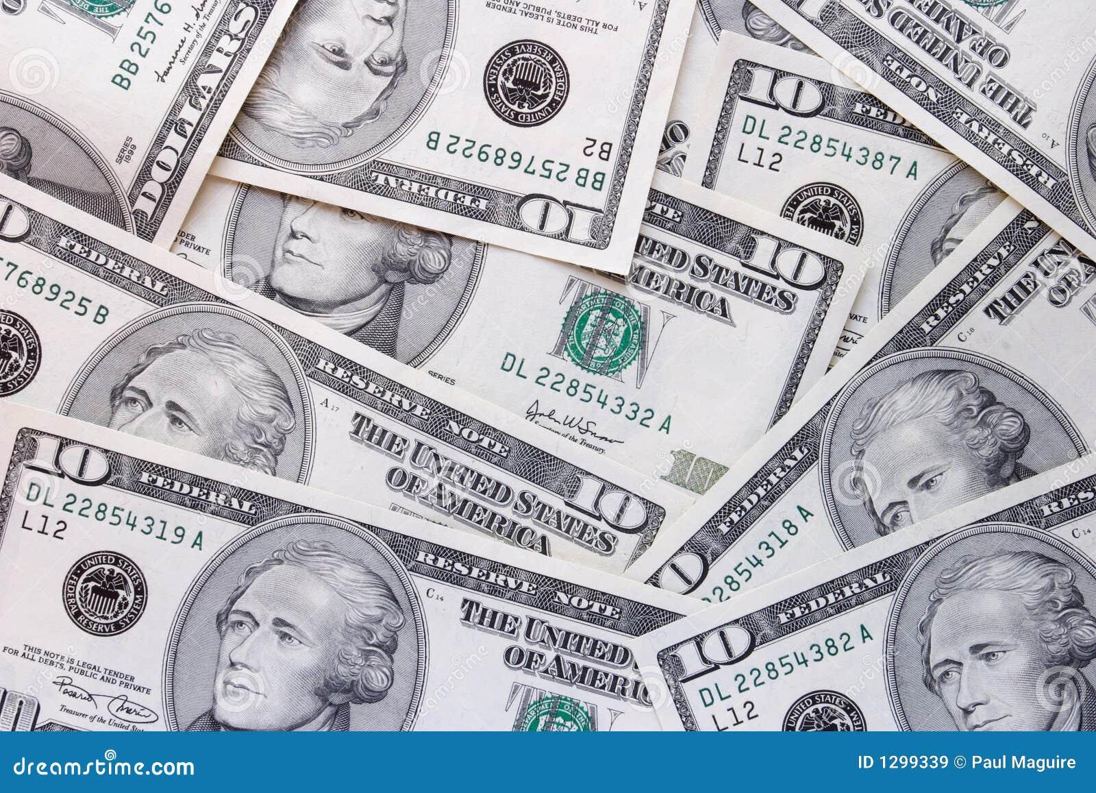 Bill $ 10