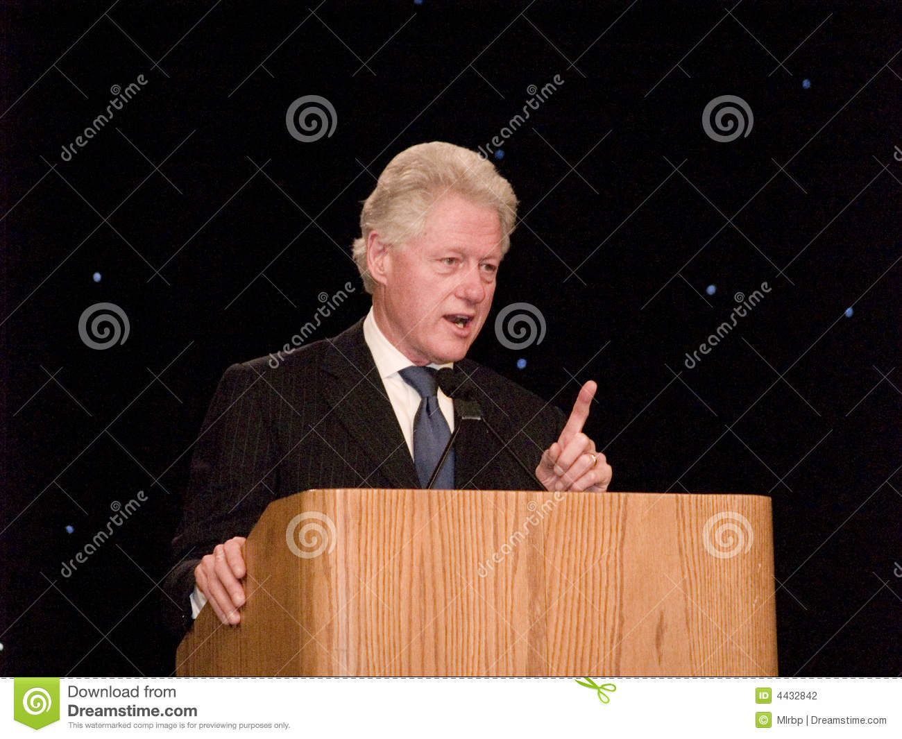 Bill Clinton: Astrological Article and Chart